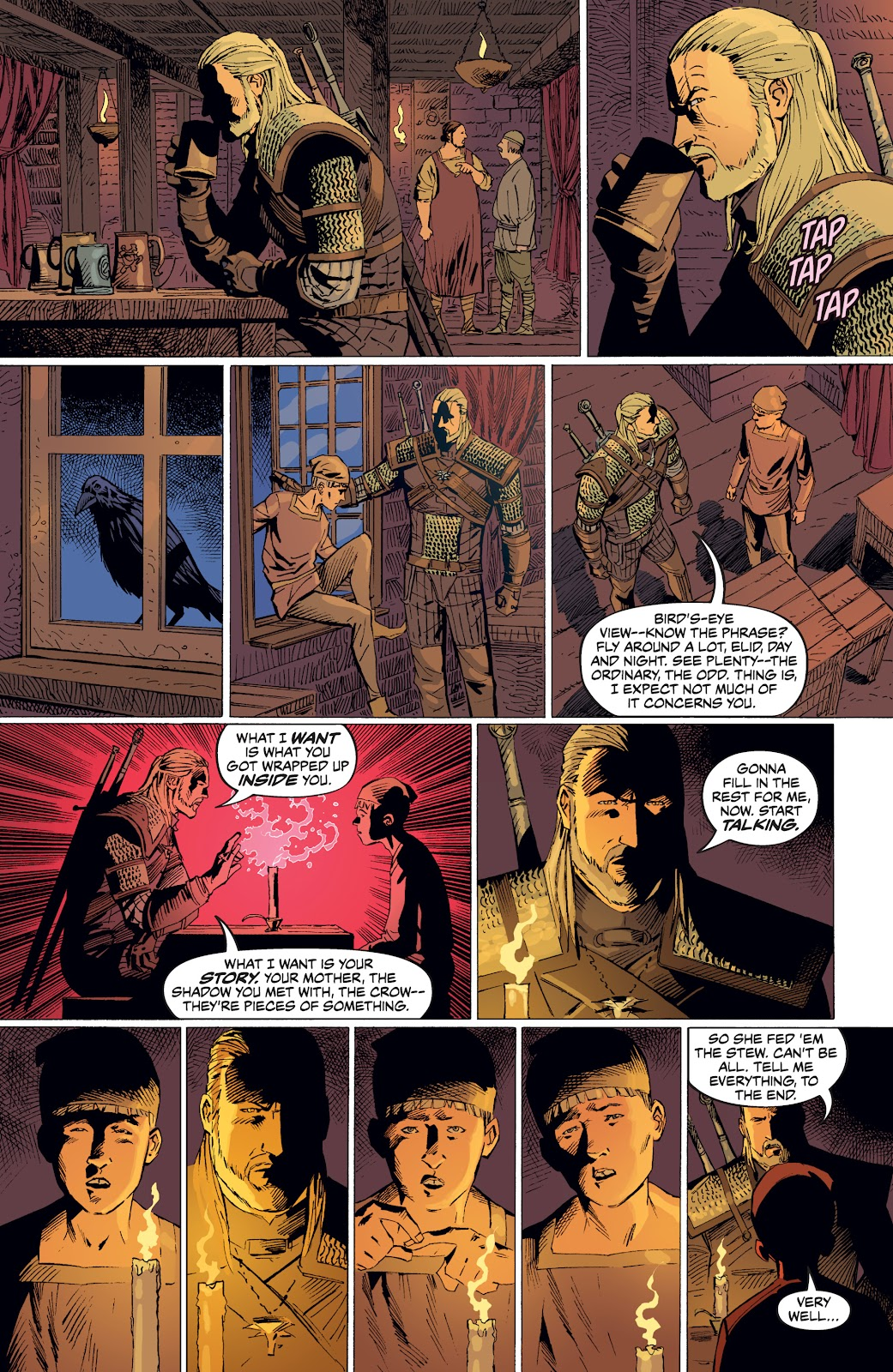 Read online The Witcher Omnibus comic -  Issue # TPB (Part 5) - 11
