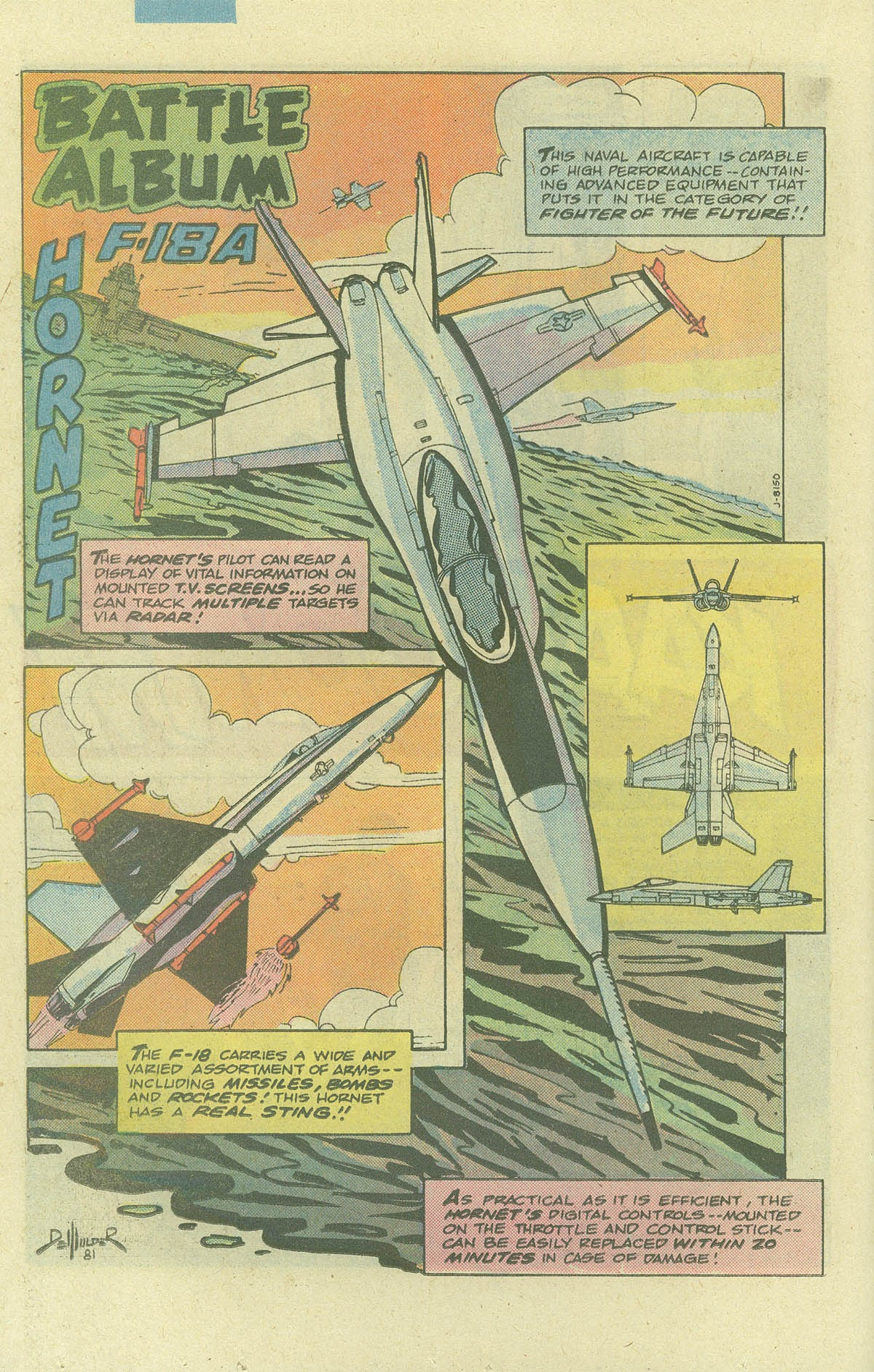 Read online Sgt. Rock comic -  Issue #386 - 17