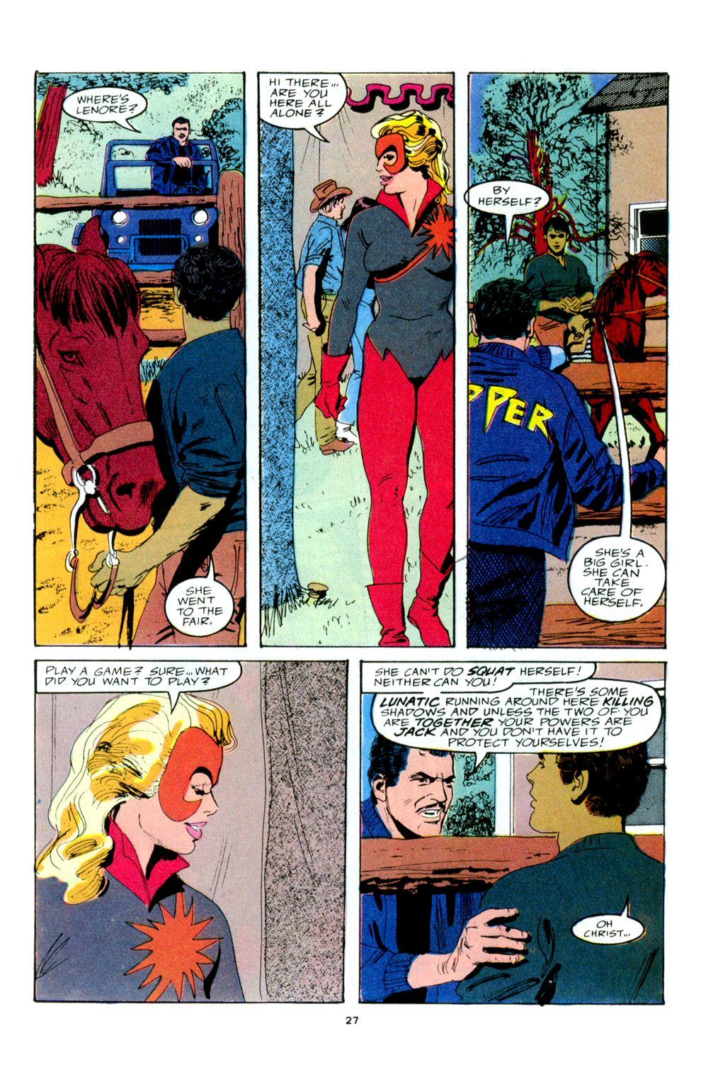Read online Powerline comic -  Issue #5 - 29