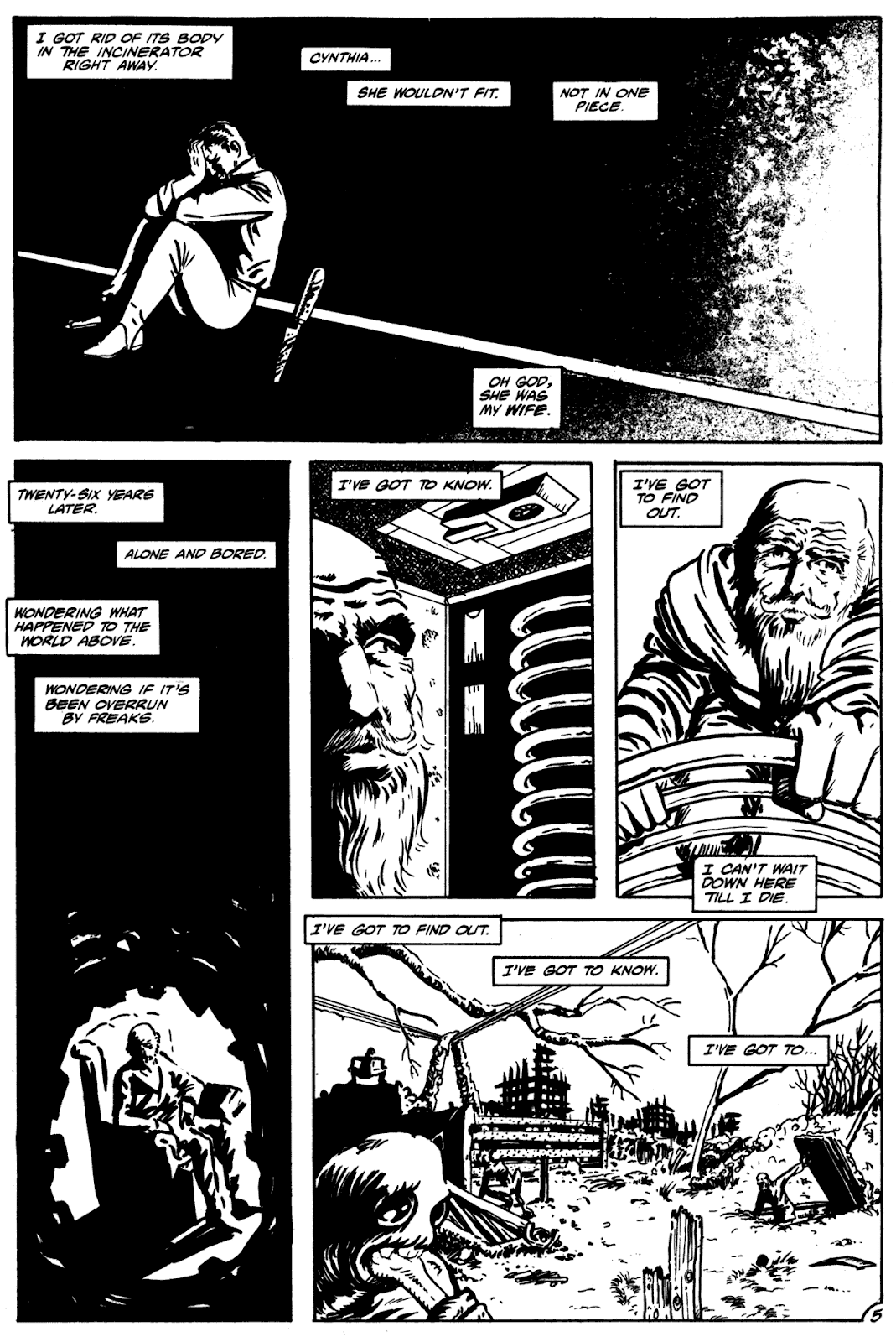 Shattered Earth issue 2 - Page 24