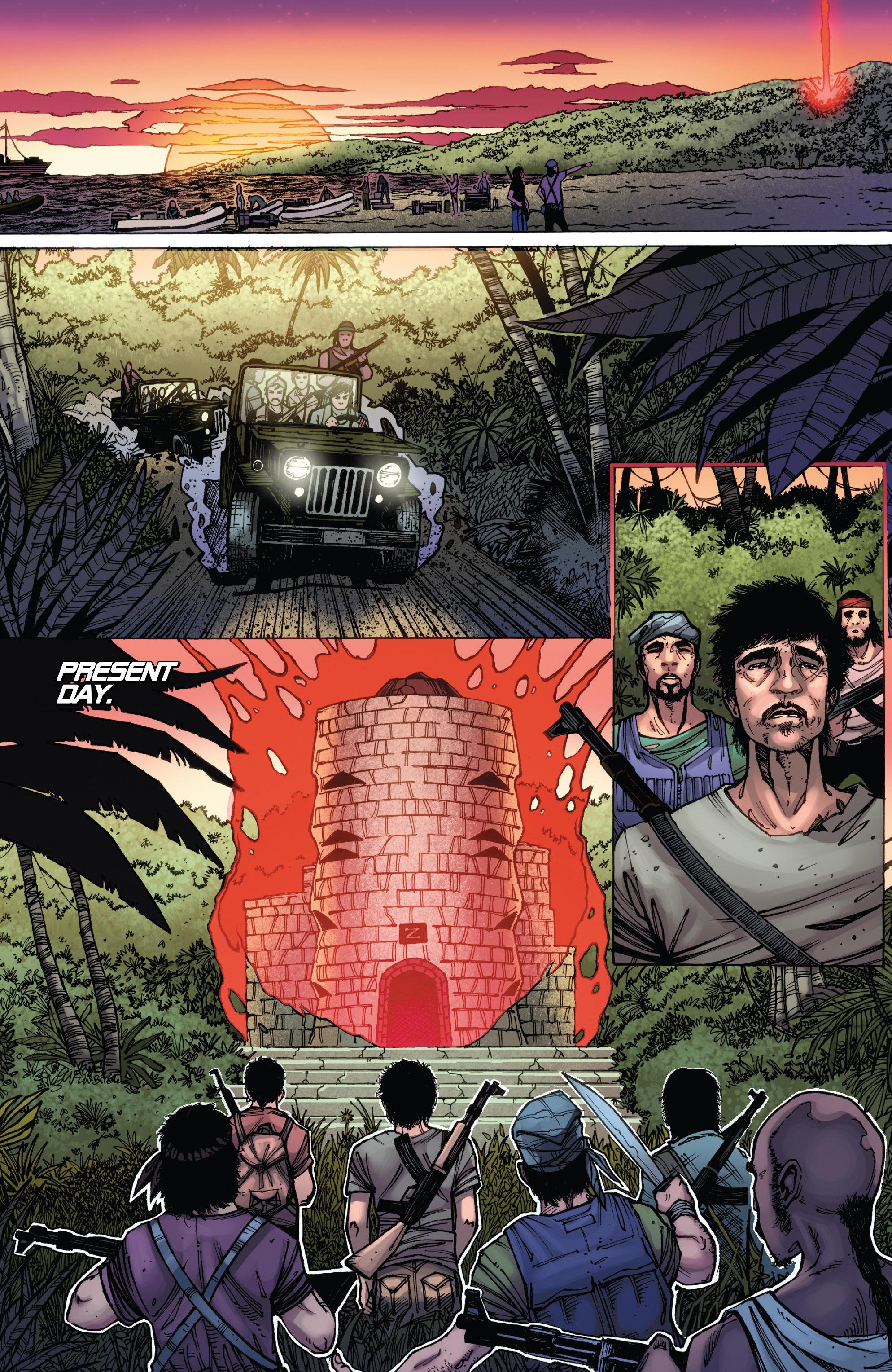 Read online Amazing X-Men (2014) comic -  Issue #15 - 6