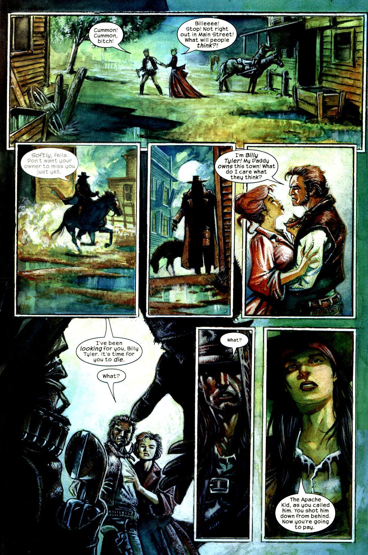 Read online Apache Skies comic -  Issue #1 - 21