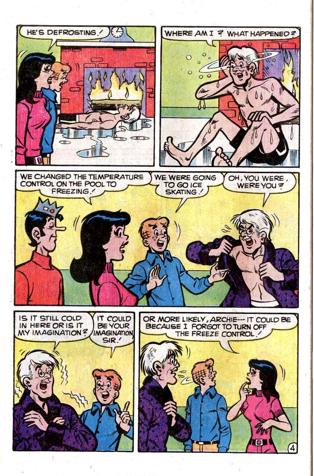 Read online Archie (1960) comic -  Issue #261 - 32