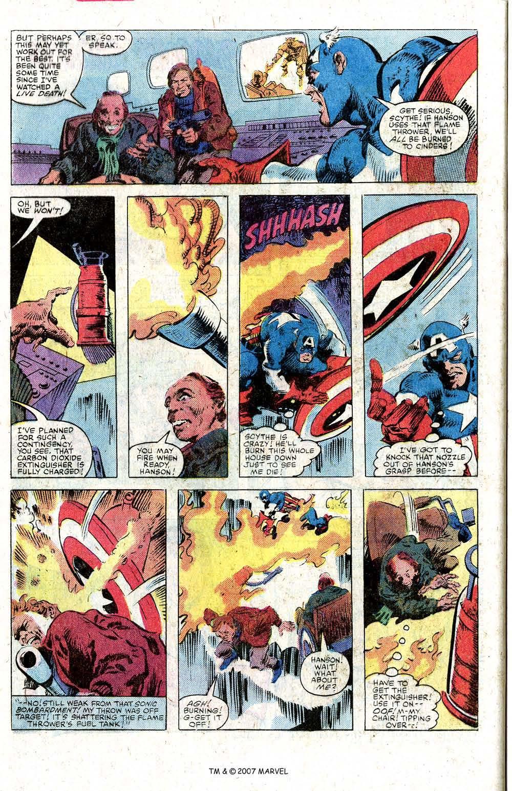 Read online Captain America (1968) comic -  Issue # _Annual 5 - 48