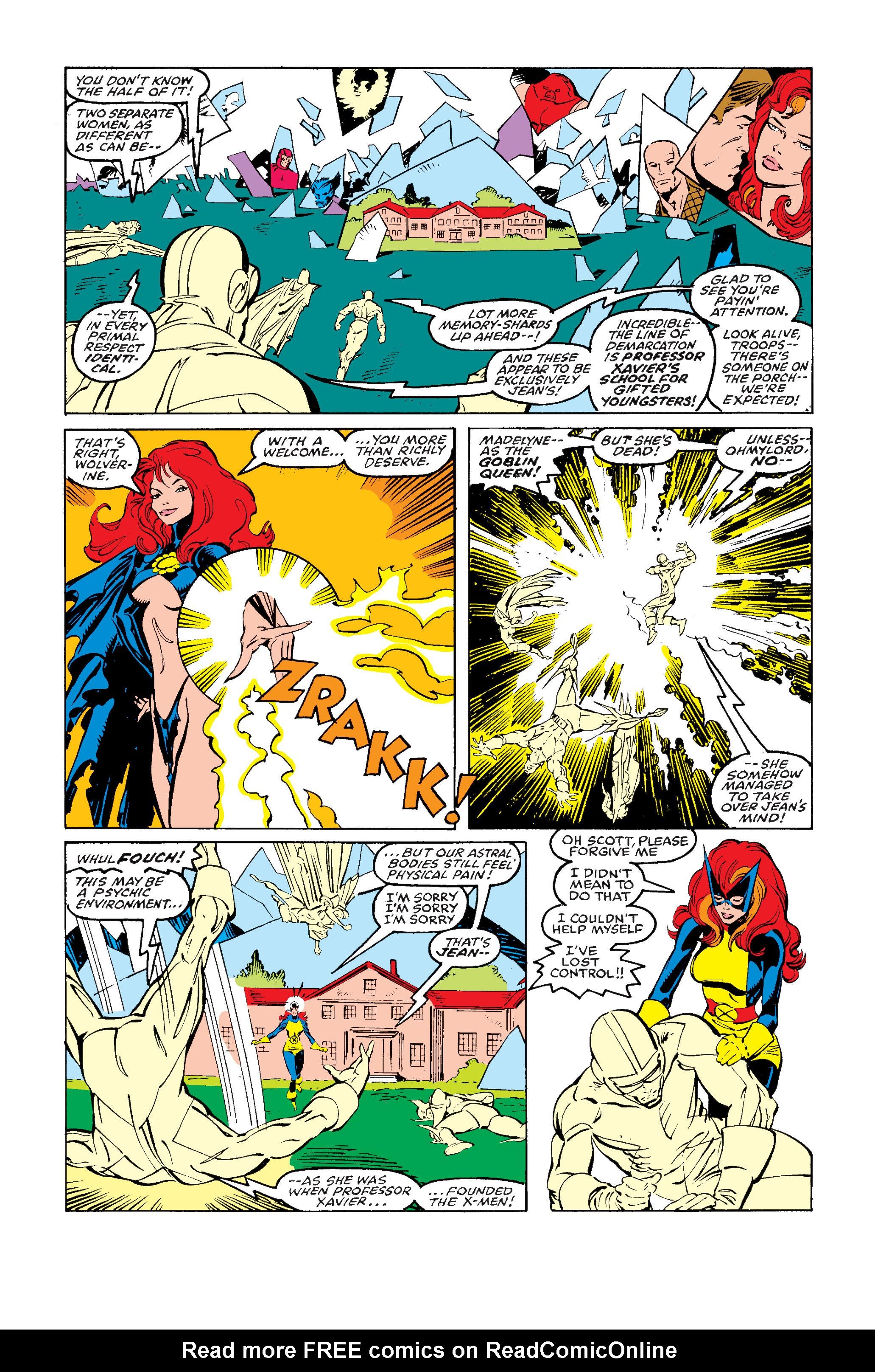 Read online Uncanny X-Men (1963) comic -  Issue #243 - 7