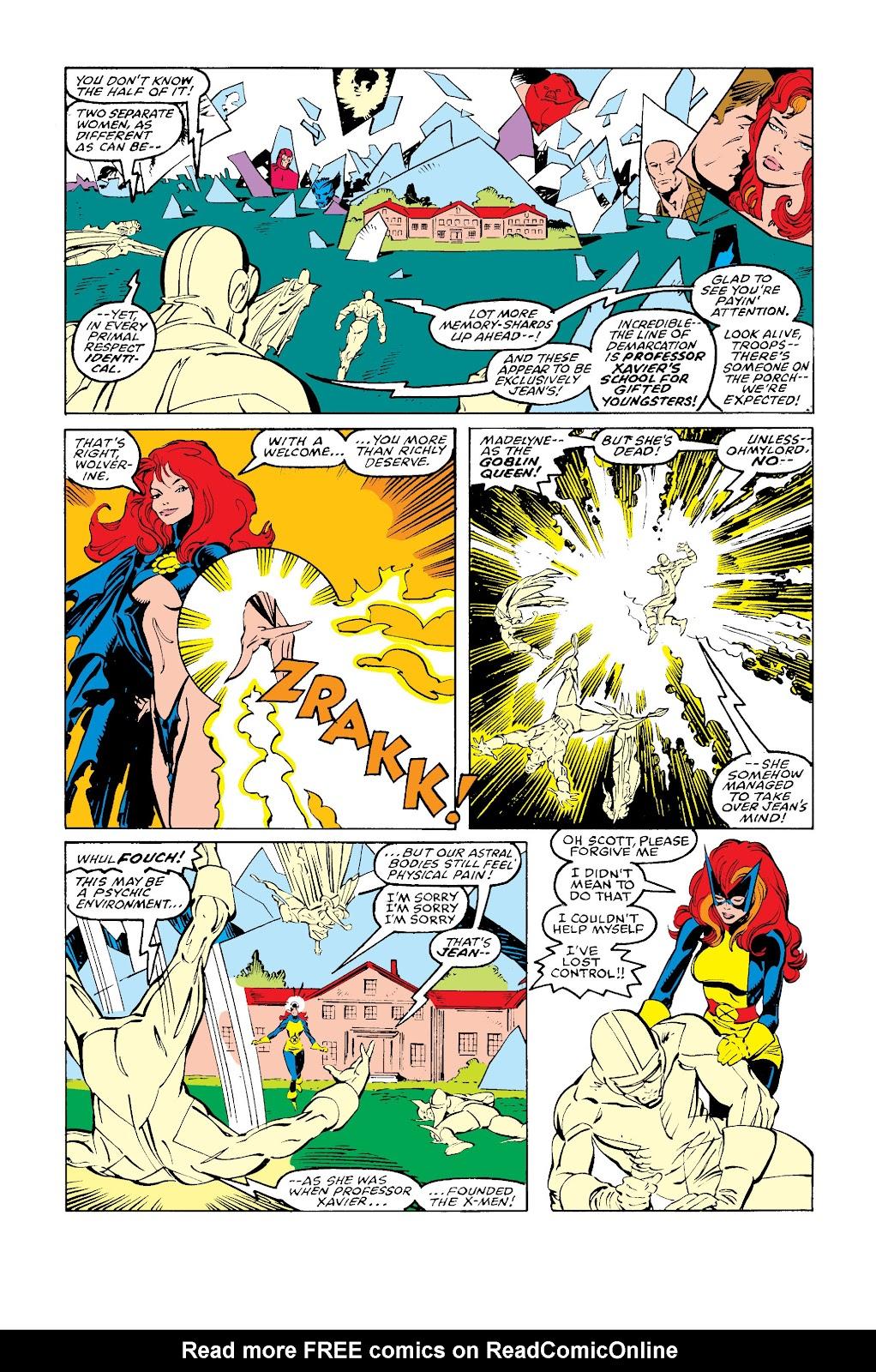 Uncanny X-Men (1963) issue 243 - Page 7