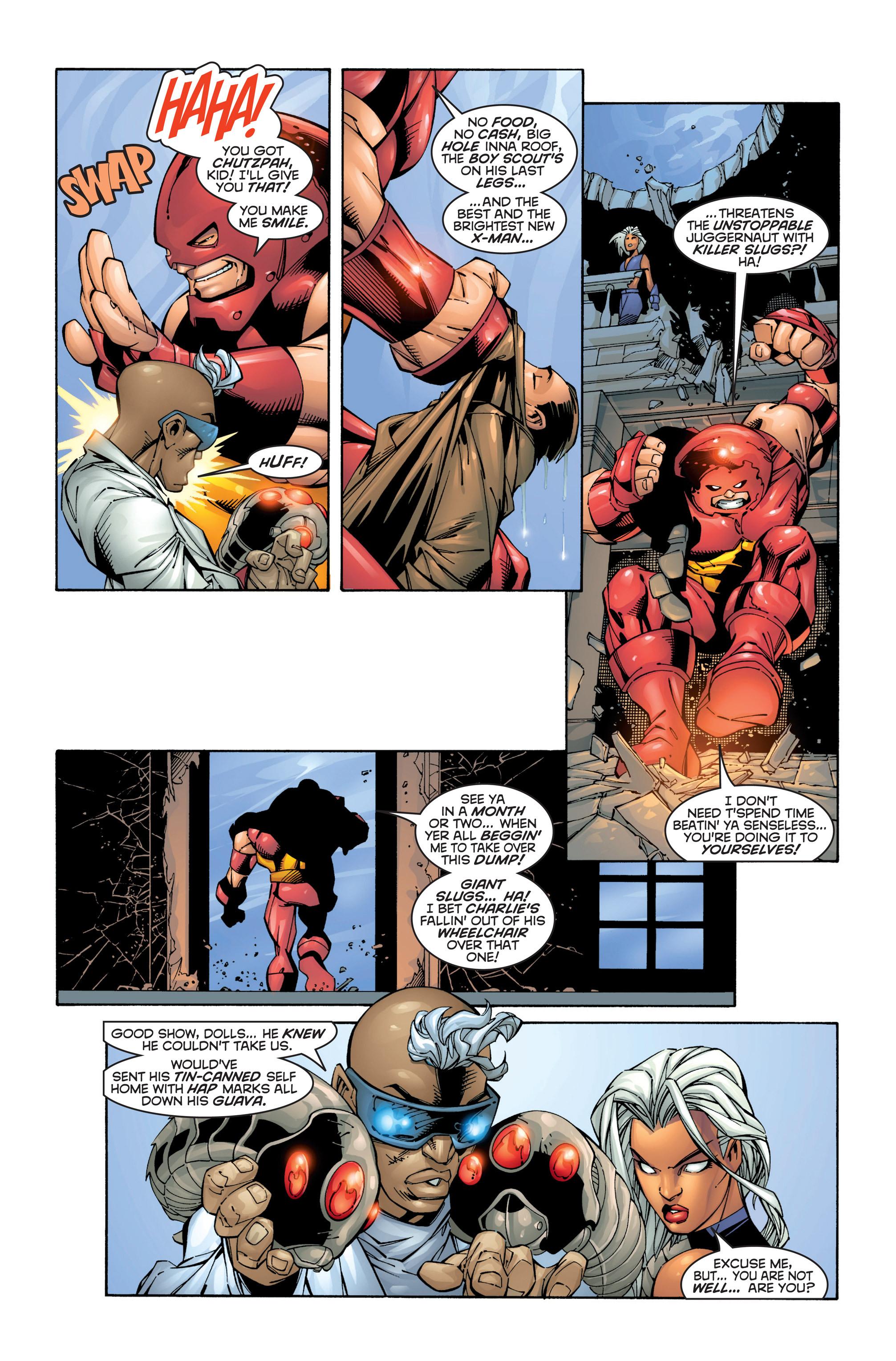 X-Men (1991) 70 Page 30