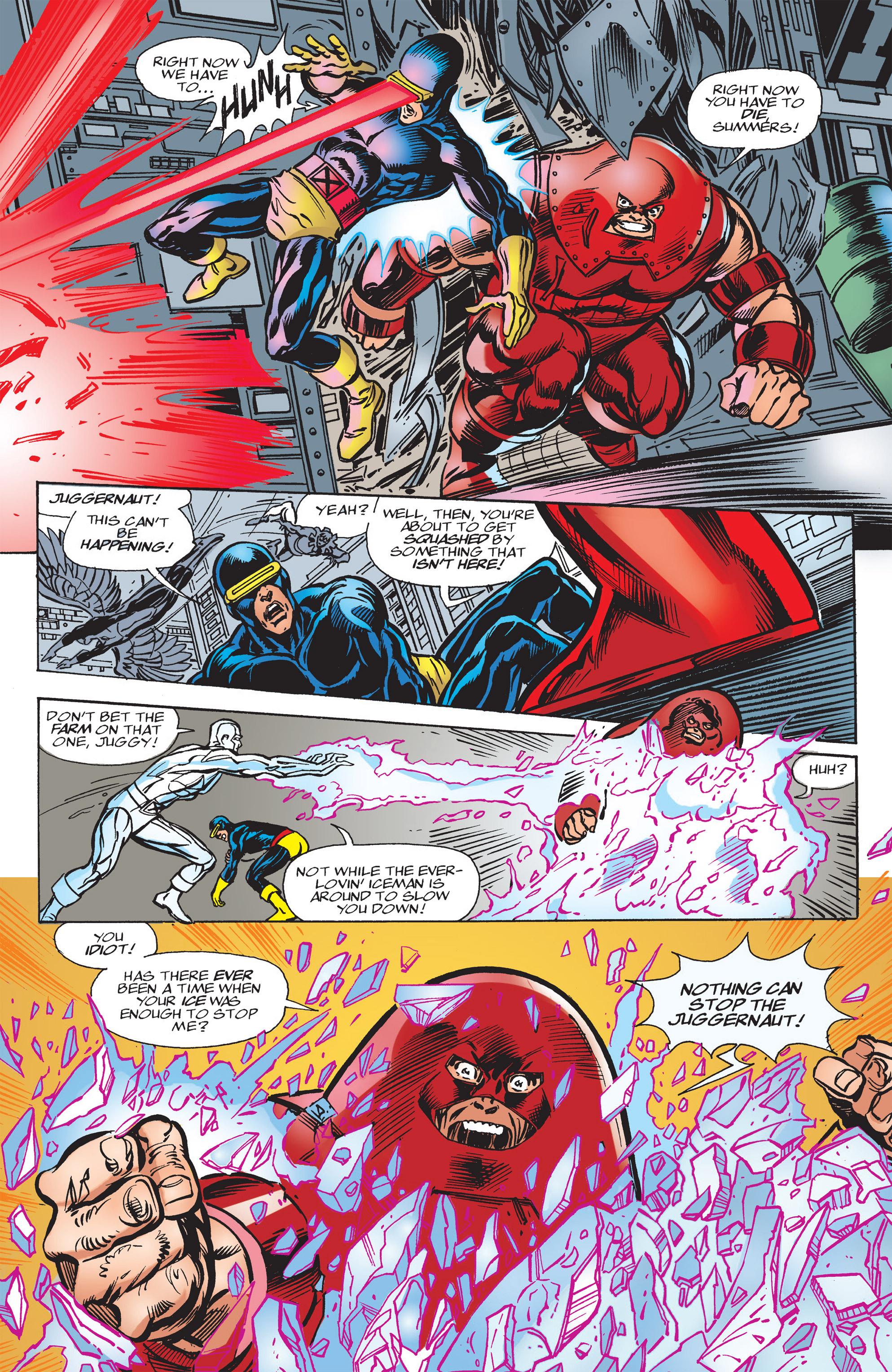 X-Men (1991) 94 Page 27