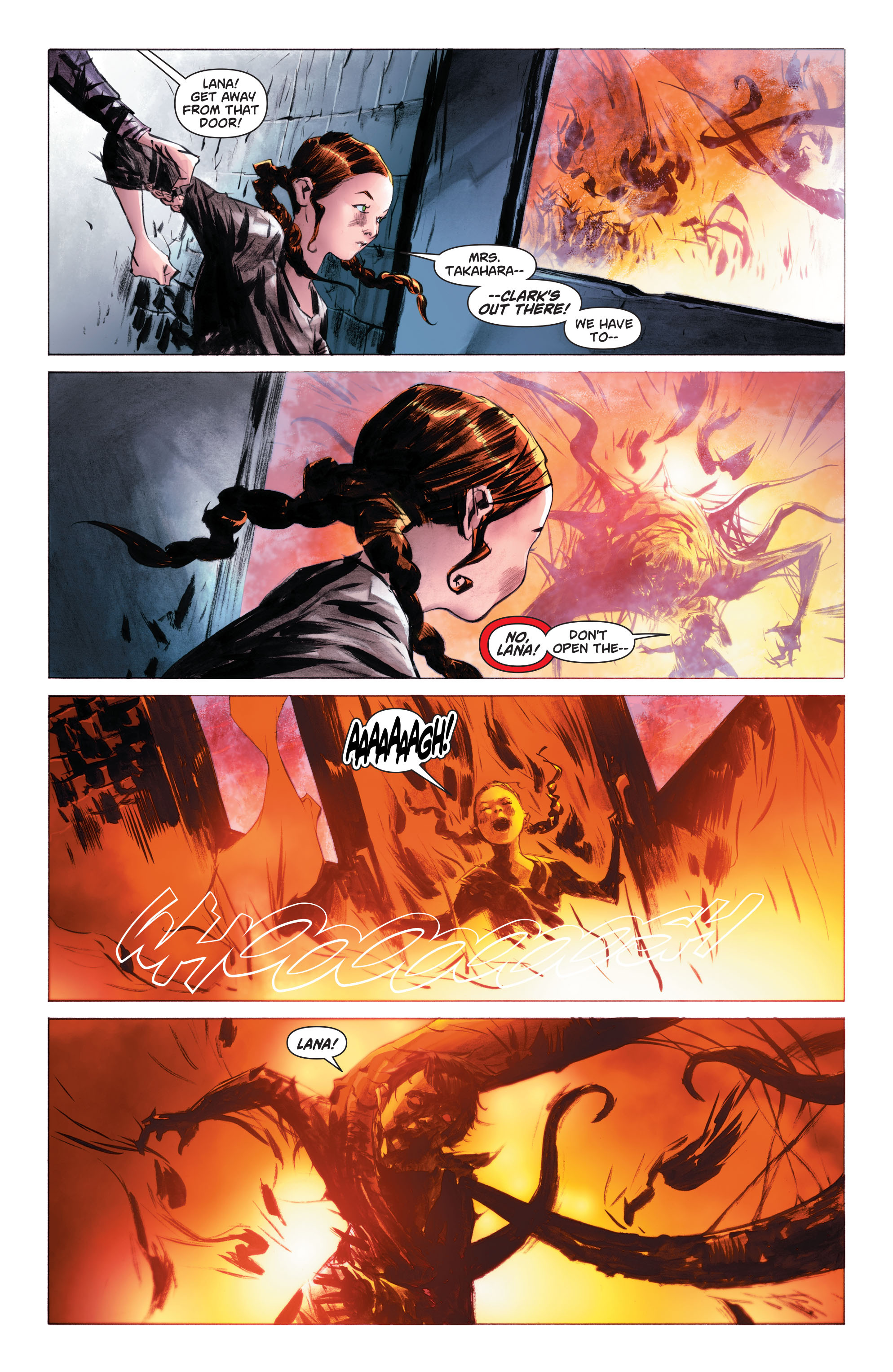 Read online Action Comics (2011) comic -  Issue #38 - 3