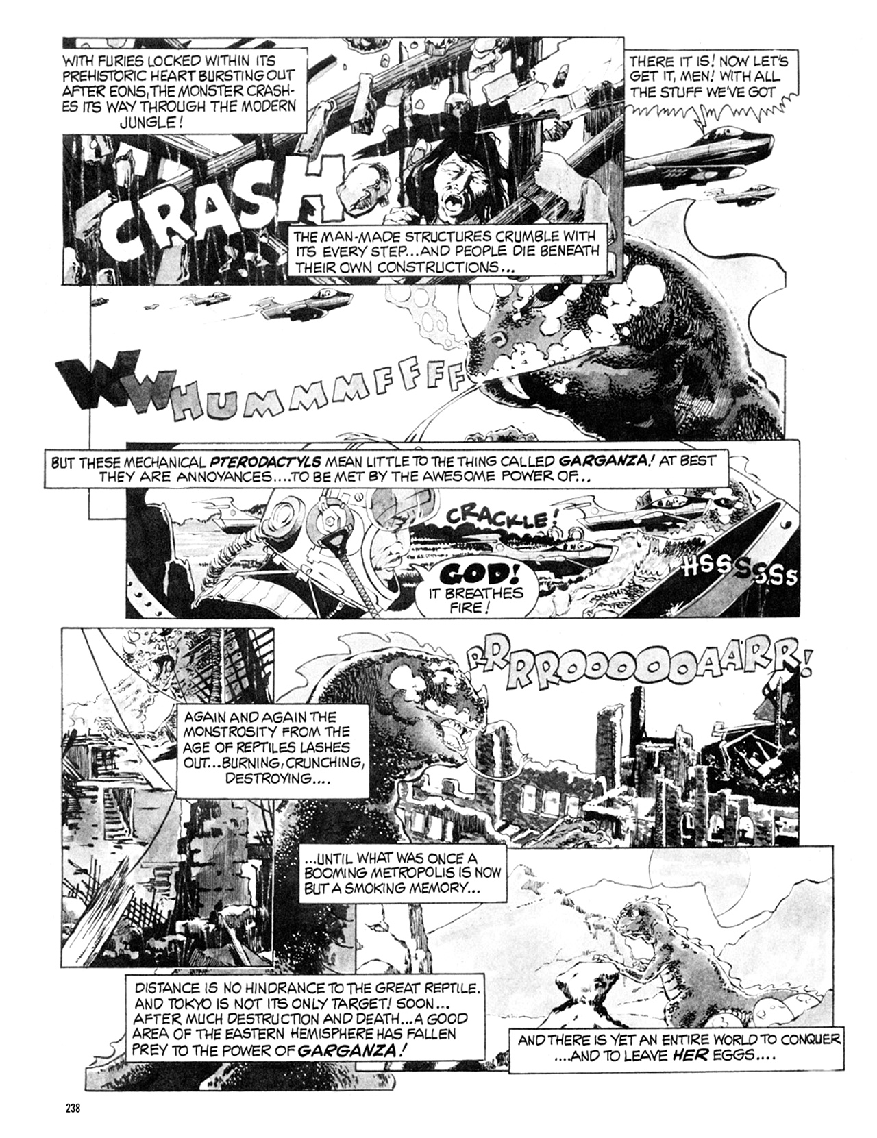 Read online Eerie Archives comic -  Issue # TPB 9 - 239