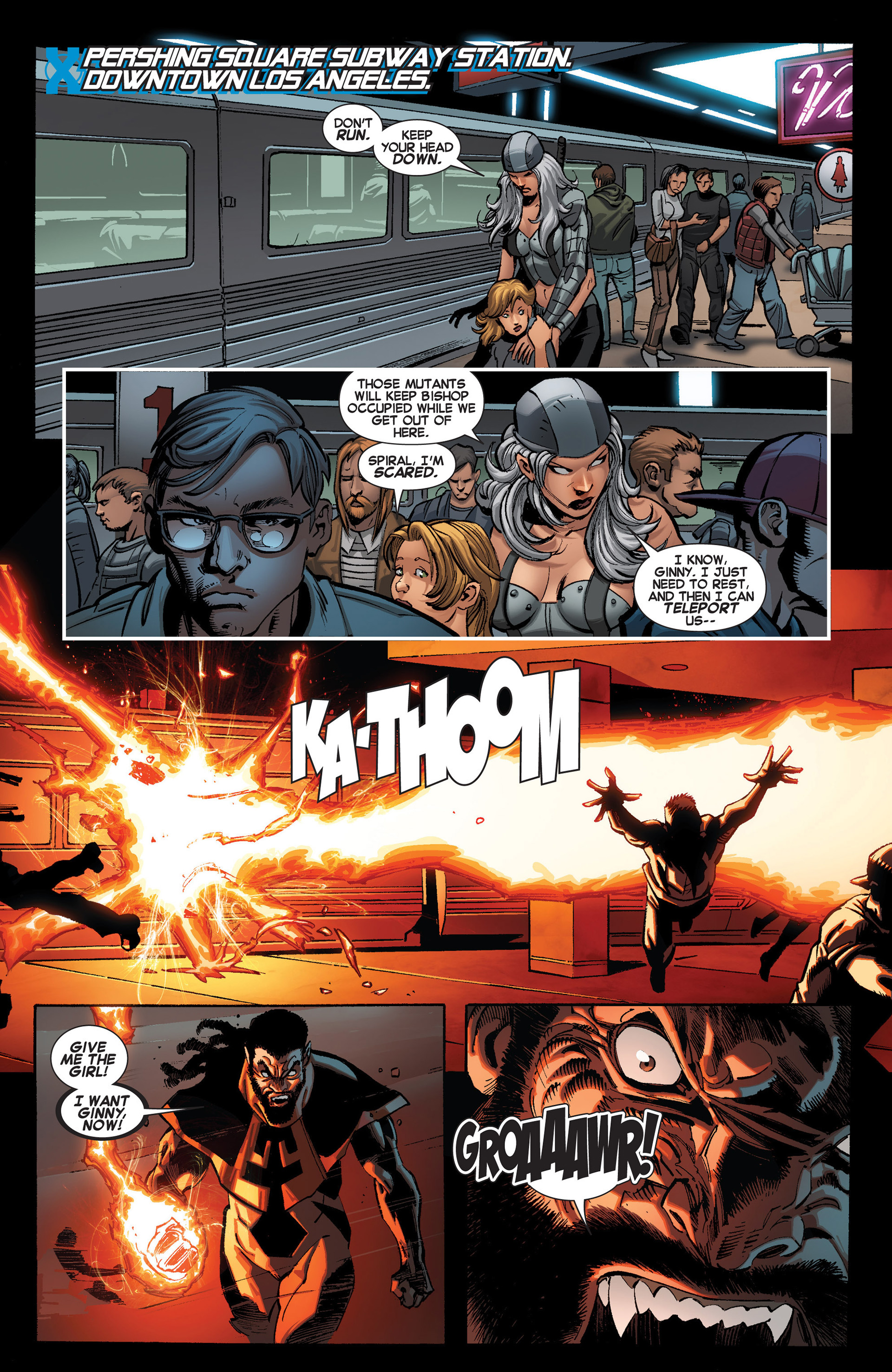 Read online Uncanny X-Force (2013) comic -  Issue #4 - 3