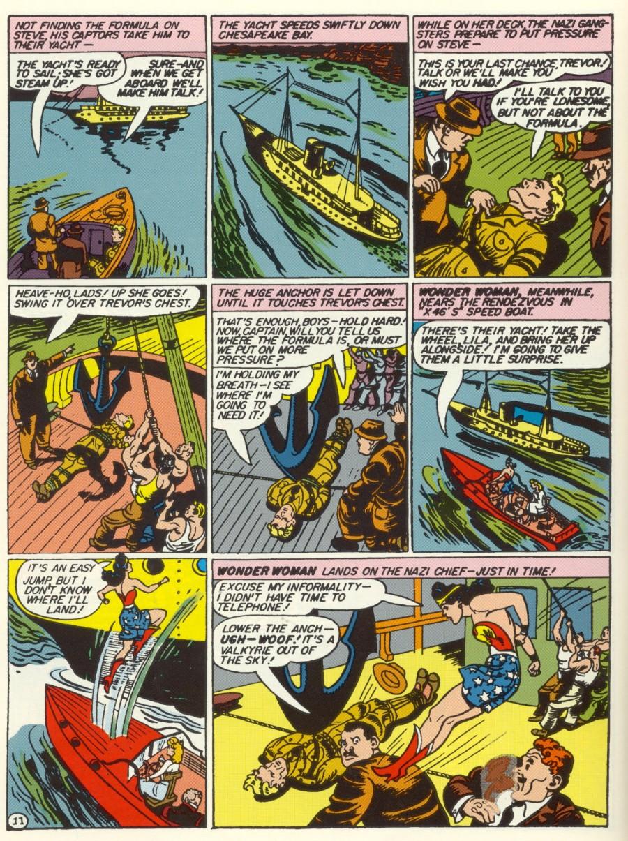 Read online Sensation (Mystery) Comics comic -  Issue #3 - 13