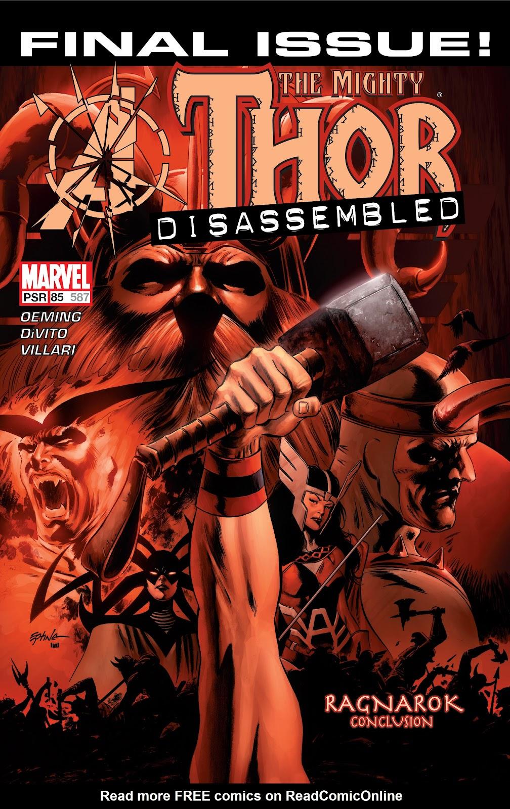 Read online Thor: Ragnaroks comic -  Issue # TPB (Part 3) - 42