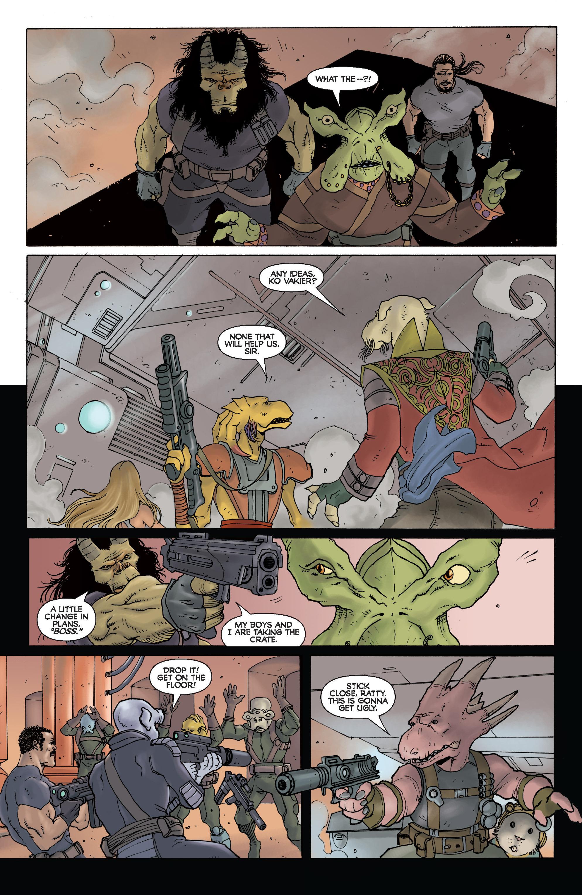 Read online Star Wars Omnibus comic -  Issue # Vol. 31 - 211