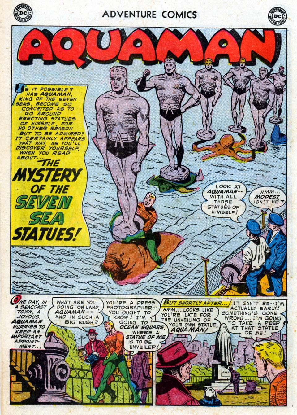 Read online Adventure Comics (1938) comic -  Issue #211 - 18