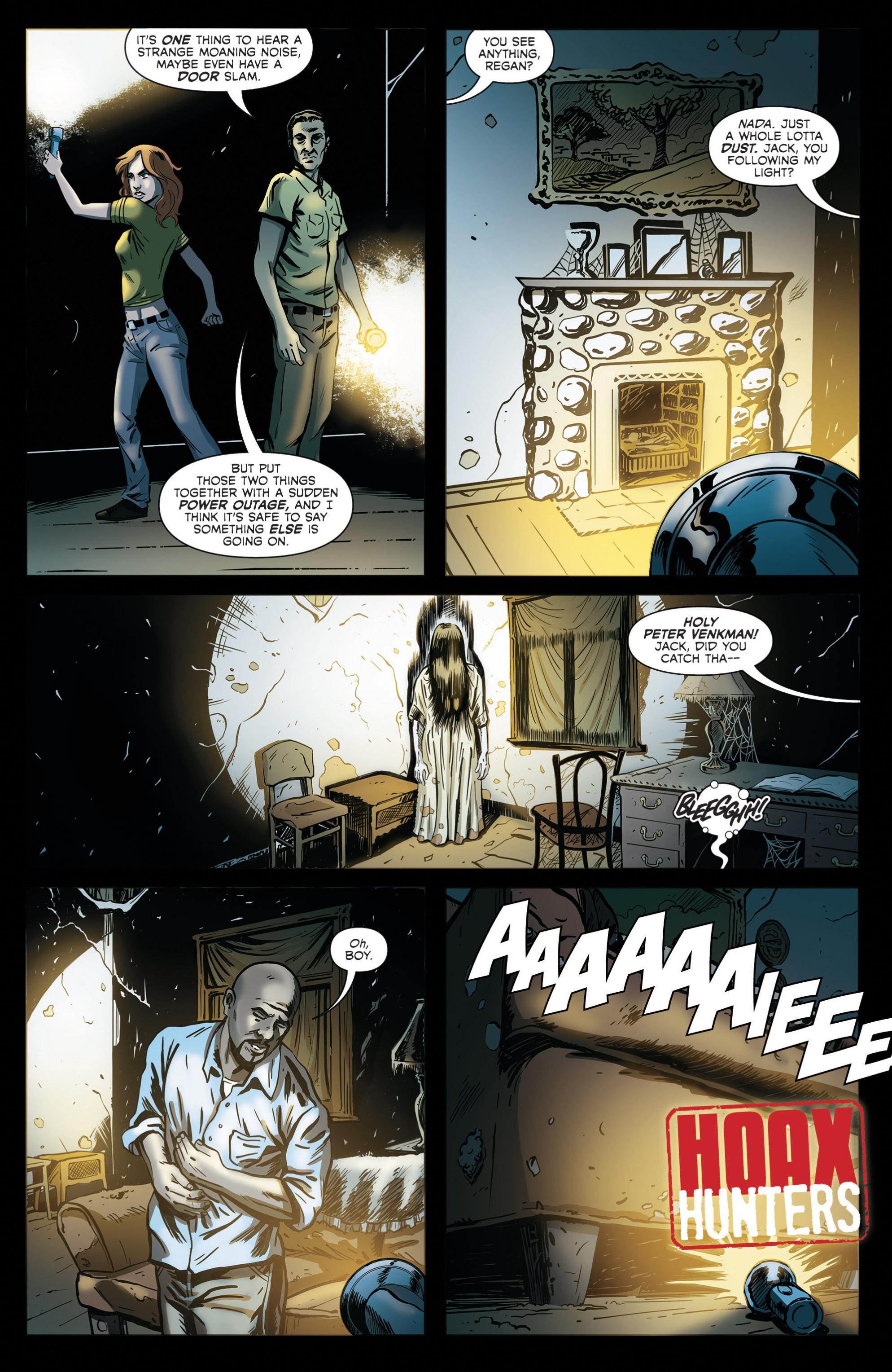 Read online Hoax Hunters (2012) comic -  Issue # TPB 2 - 79