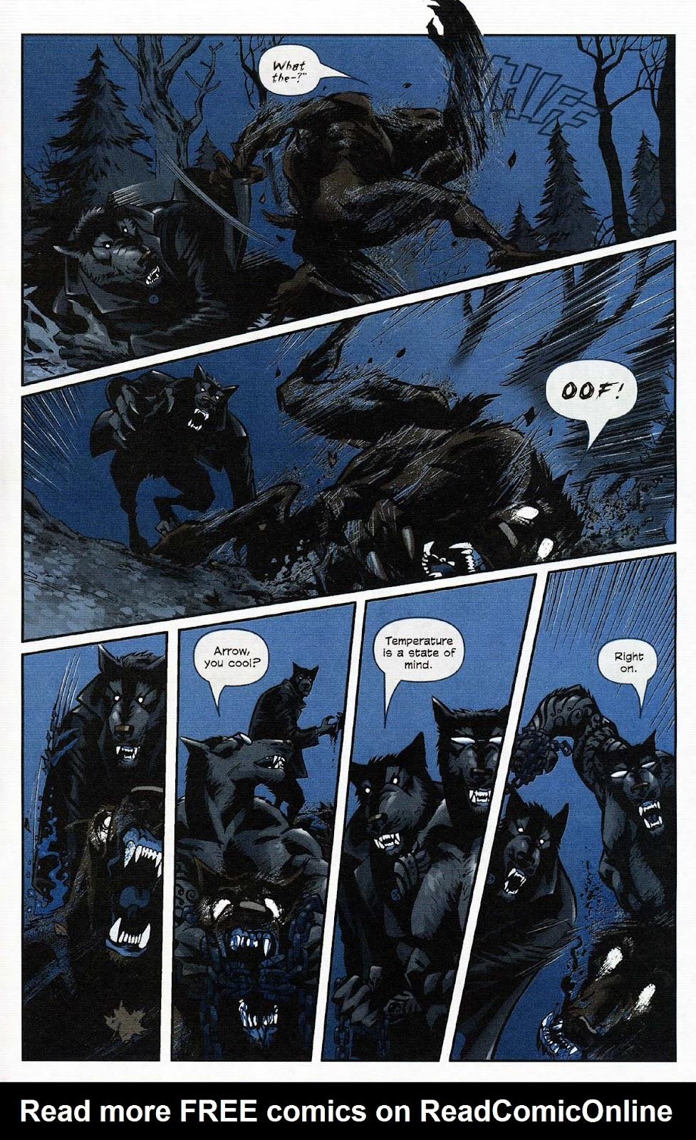 Read online Werewolf the Apocalypse comic -  Issue # Get of Fenris - 17