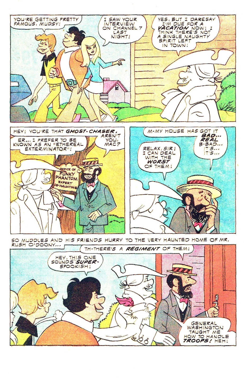 The Funky Phantom issue 13 - Page 8