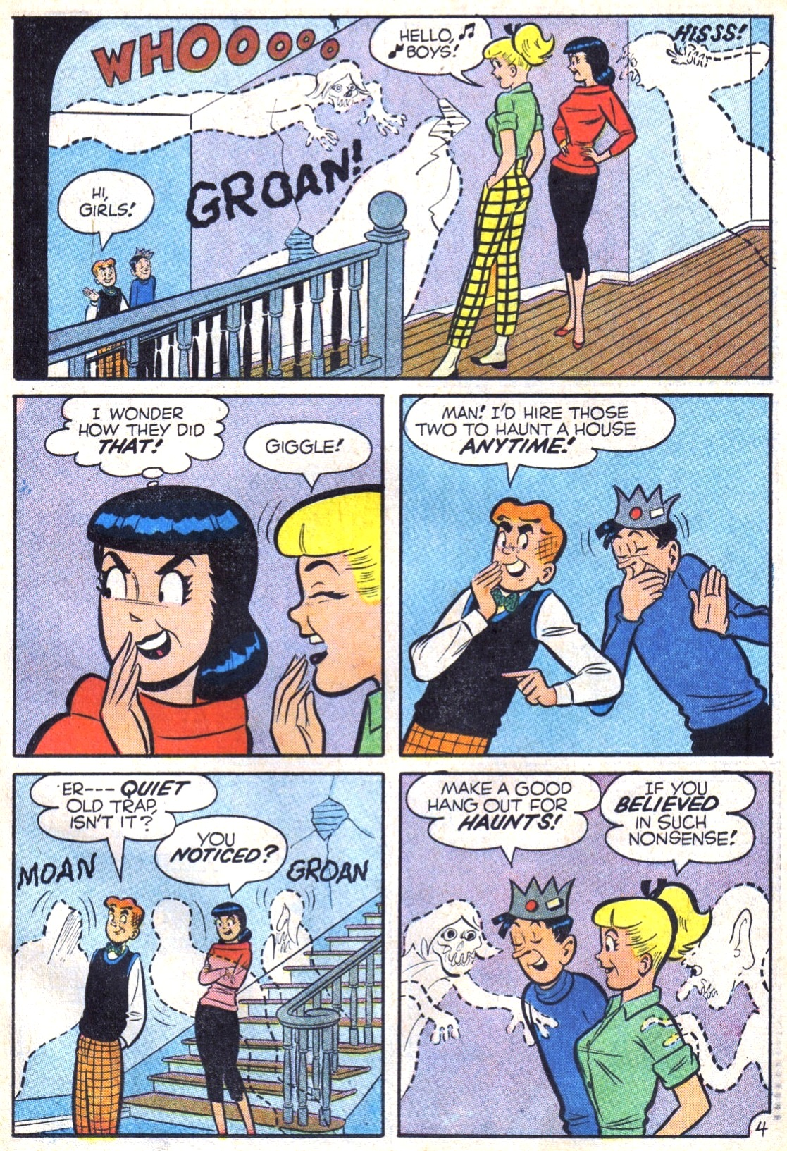 Read online Archie (1960) comic -  Issue #126 - 23