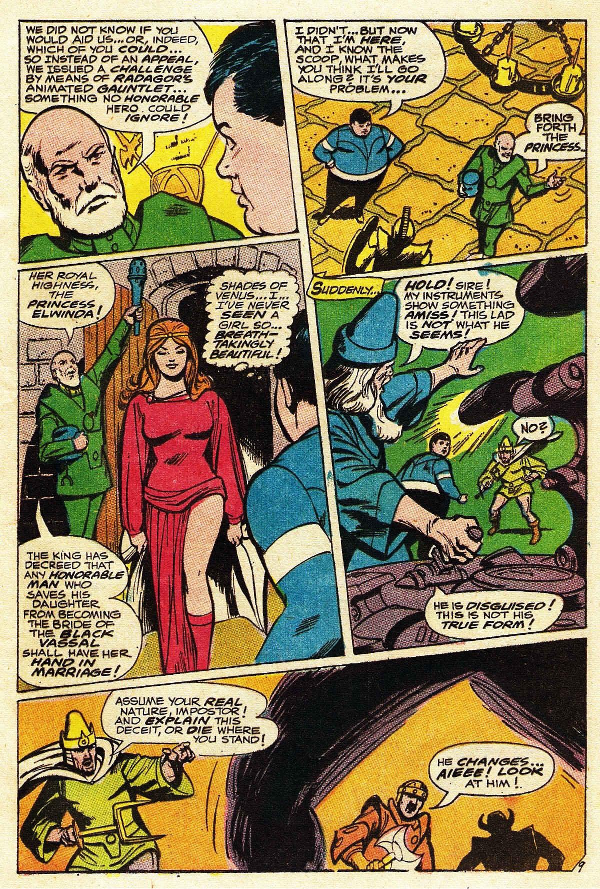 Read online Adventure Comics (1938) comic -  Issue #376 - 13