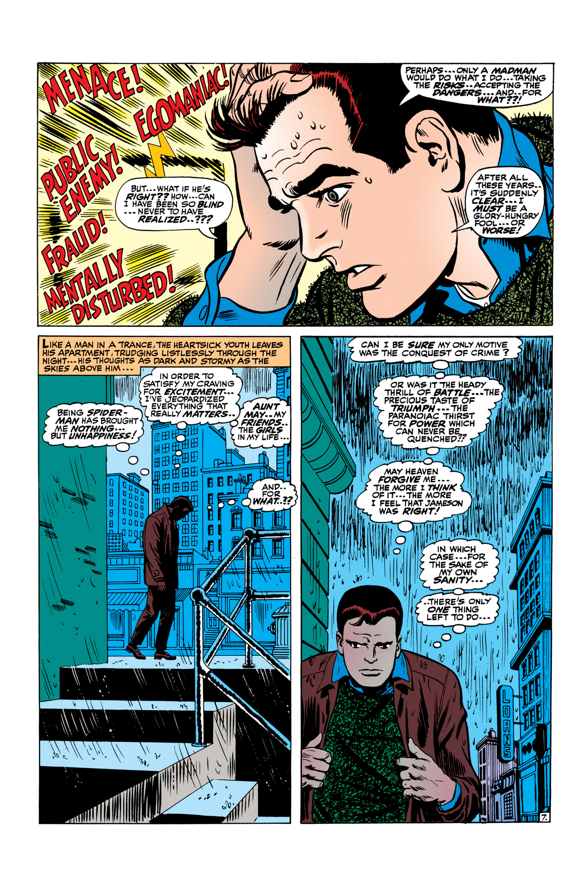 The Amazing Spider-Man (1963) 50 Page 7