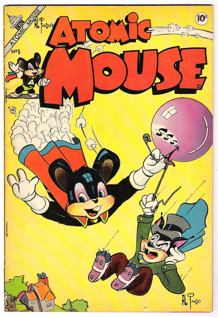 Atomic Mouse issue 5 - Page 1