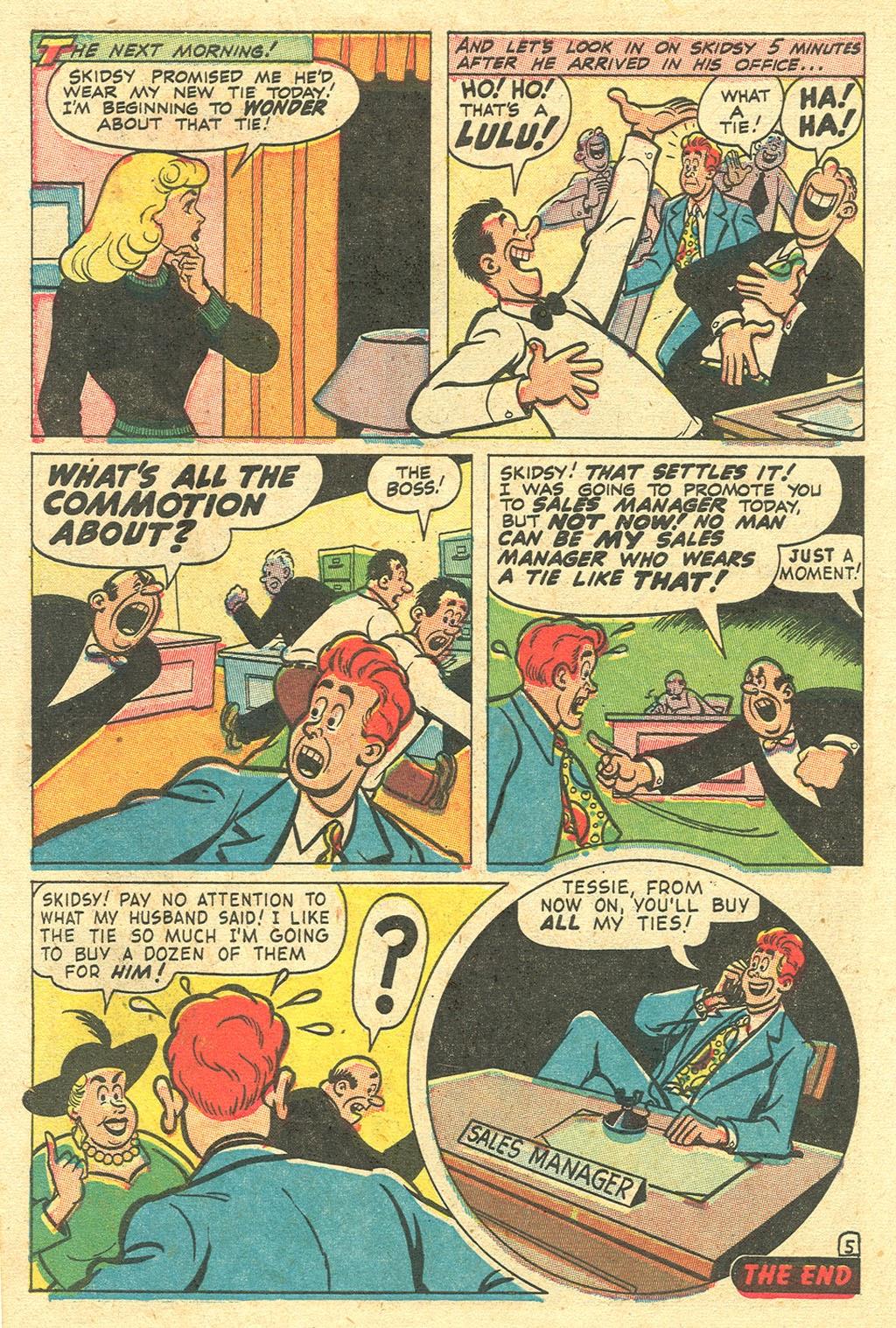 Tessie the Typist issue 11 - Page 14