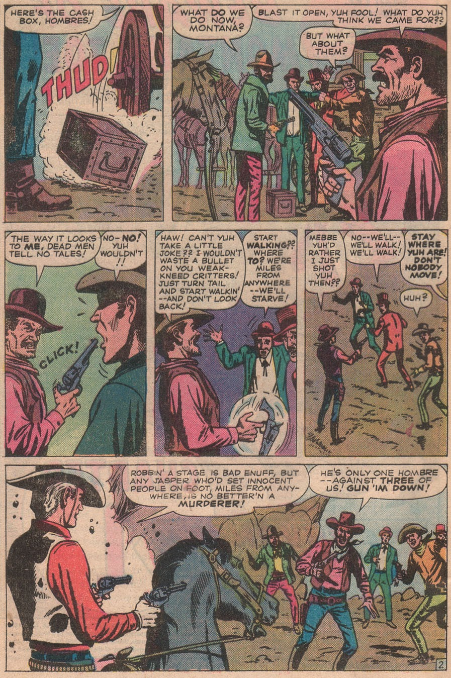 Kid Colt Outlaw issue 203 - Page 4