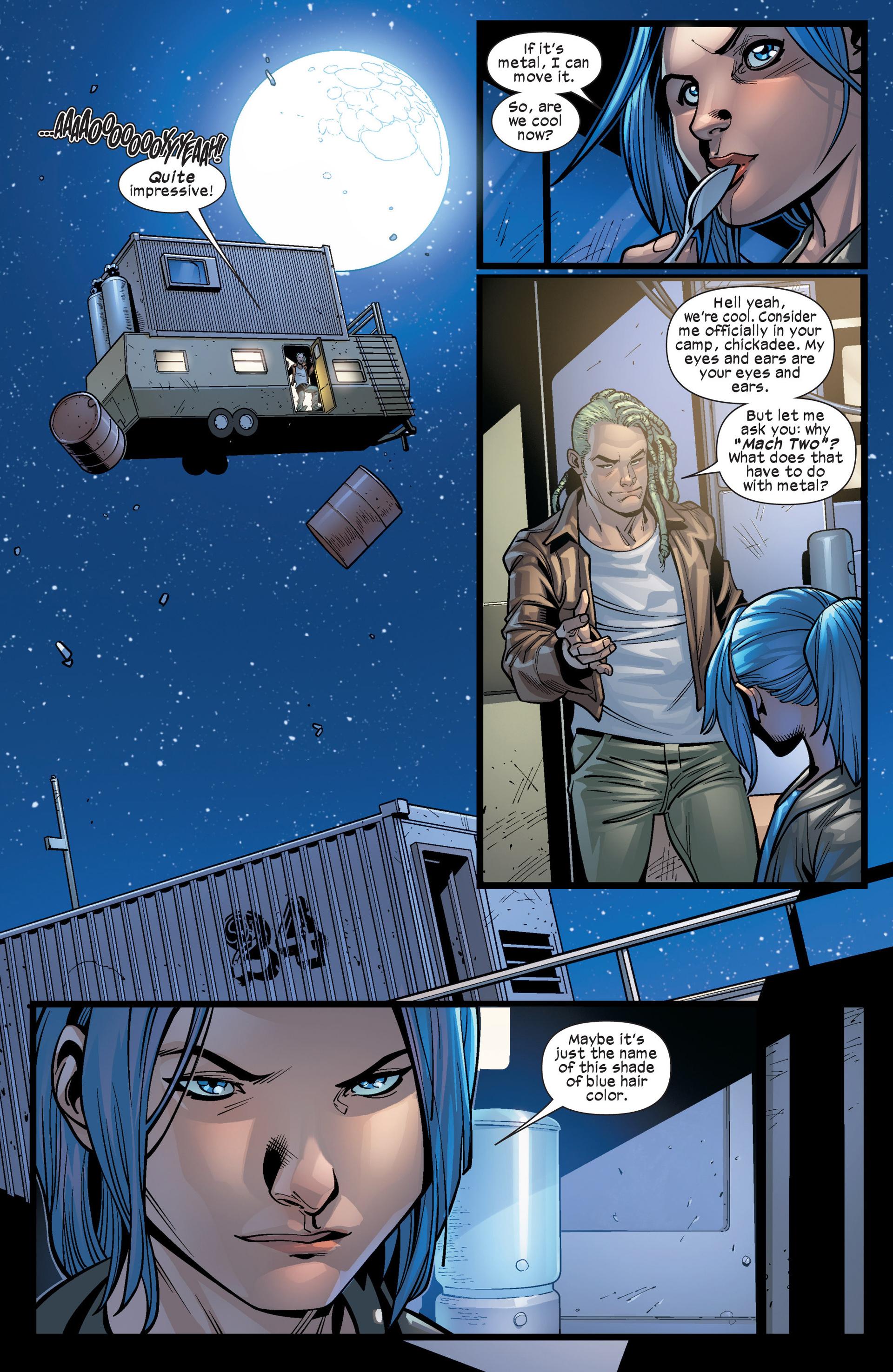Read online Ultimate Comics X-Men comic -  Issue #19 - 18