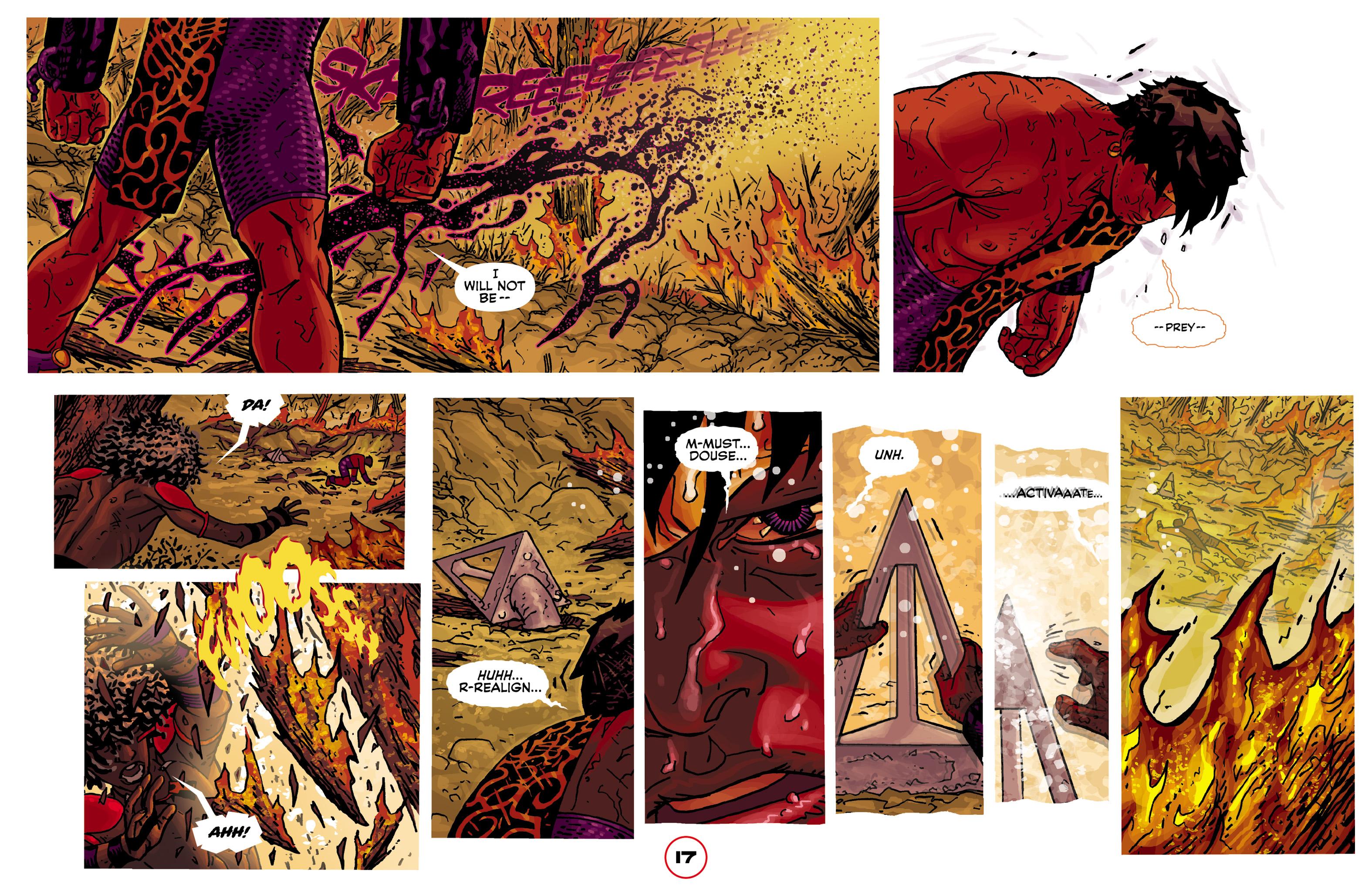 Read online Adam.3 comic -  Issue #2 - 19