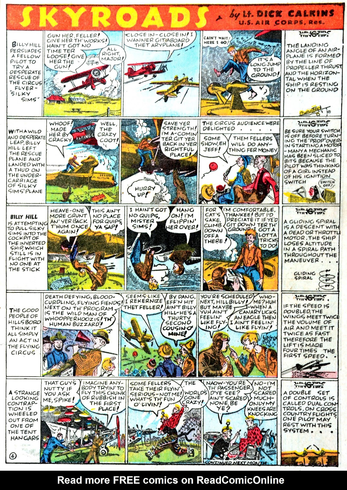 Read online Famous Funnies comic -  Issue #43 - 15