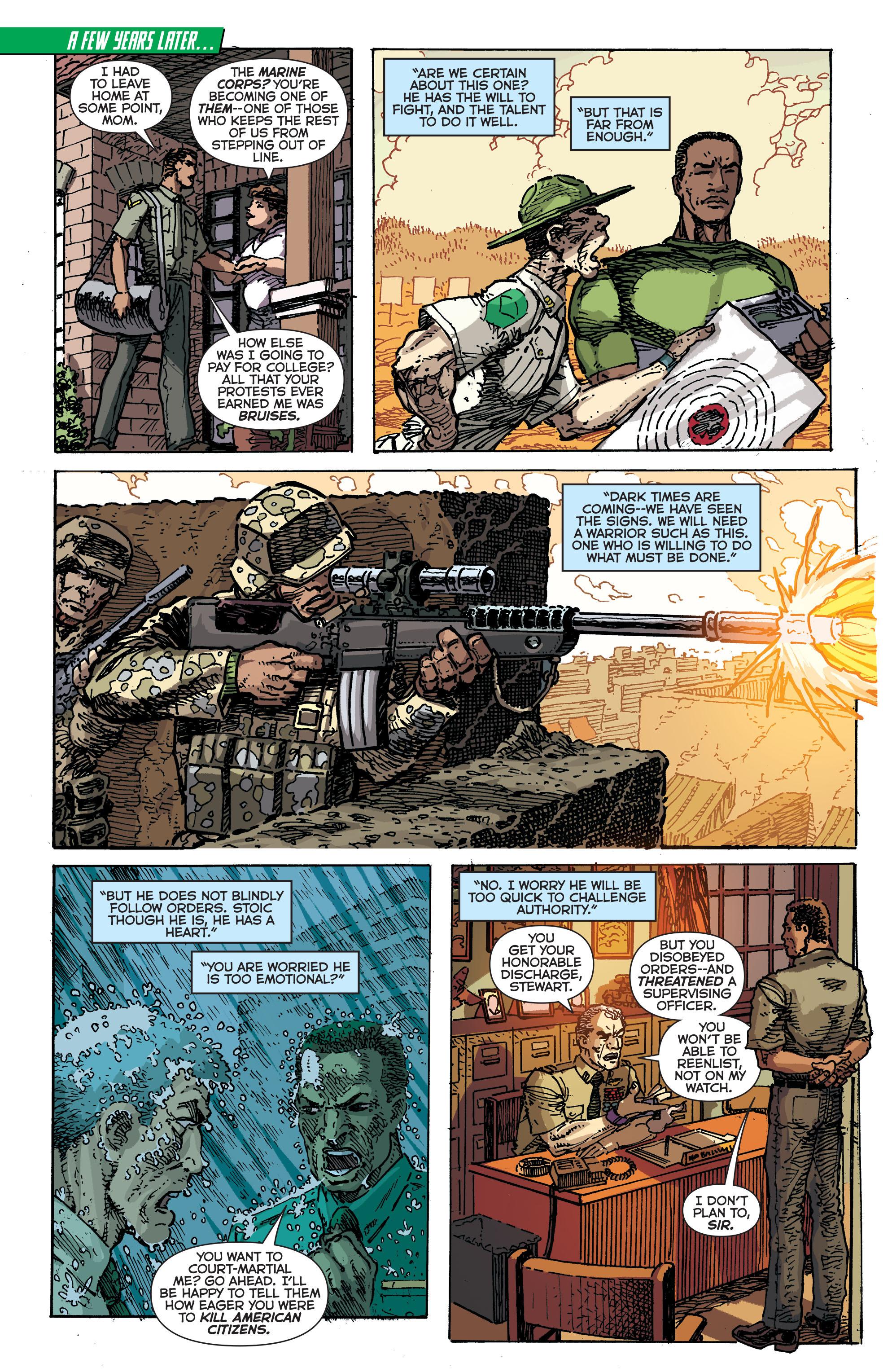 Read online Secret Origins (2014) comic -  Issue #9 - 27