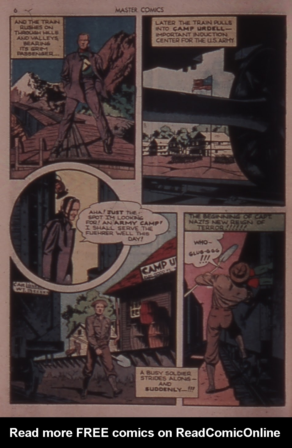 Master Comics issue 30 - Page 6