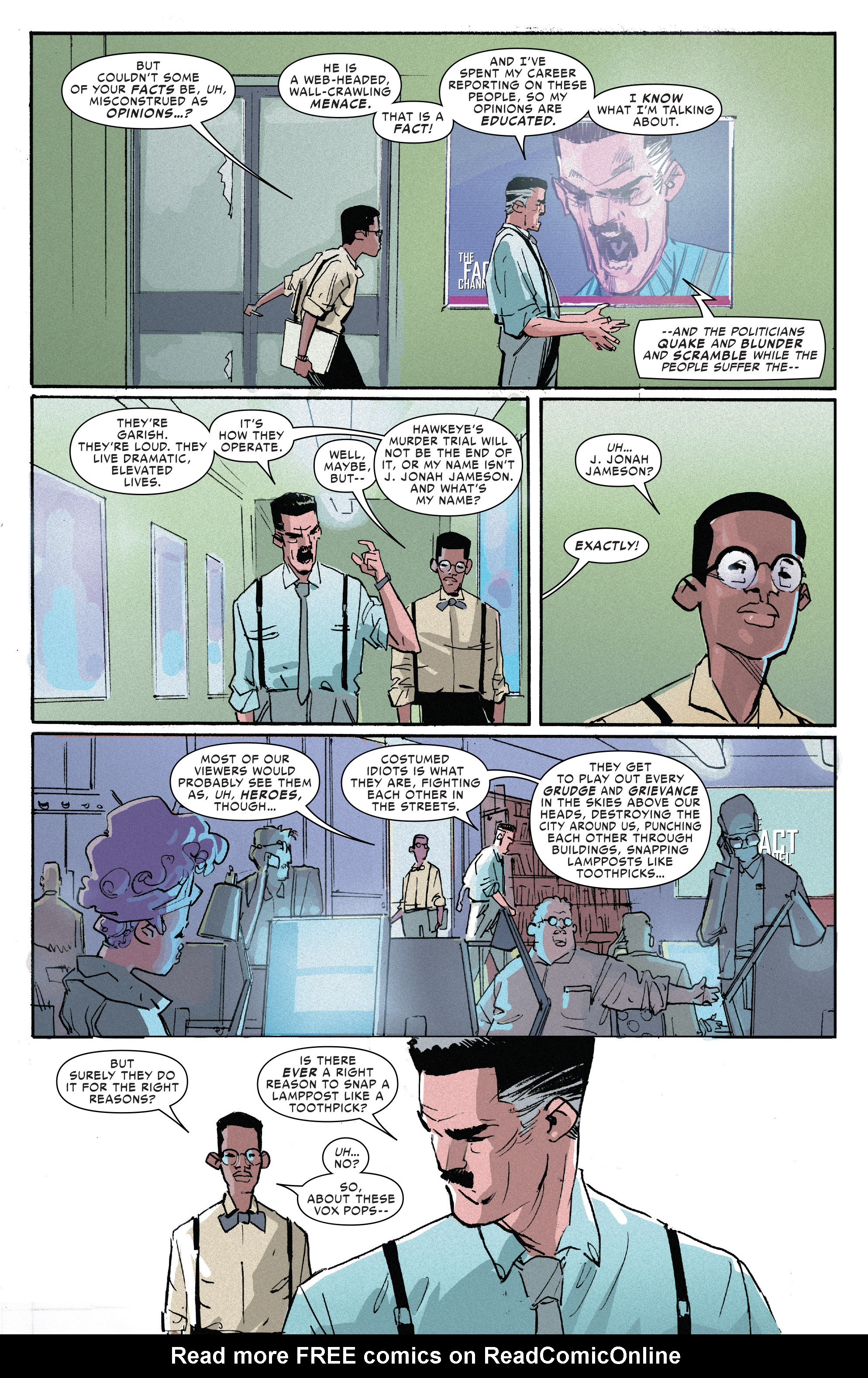 Read online Civil War II: Choosing Sides comic -  Issue #3 - 12