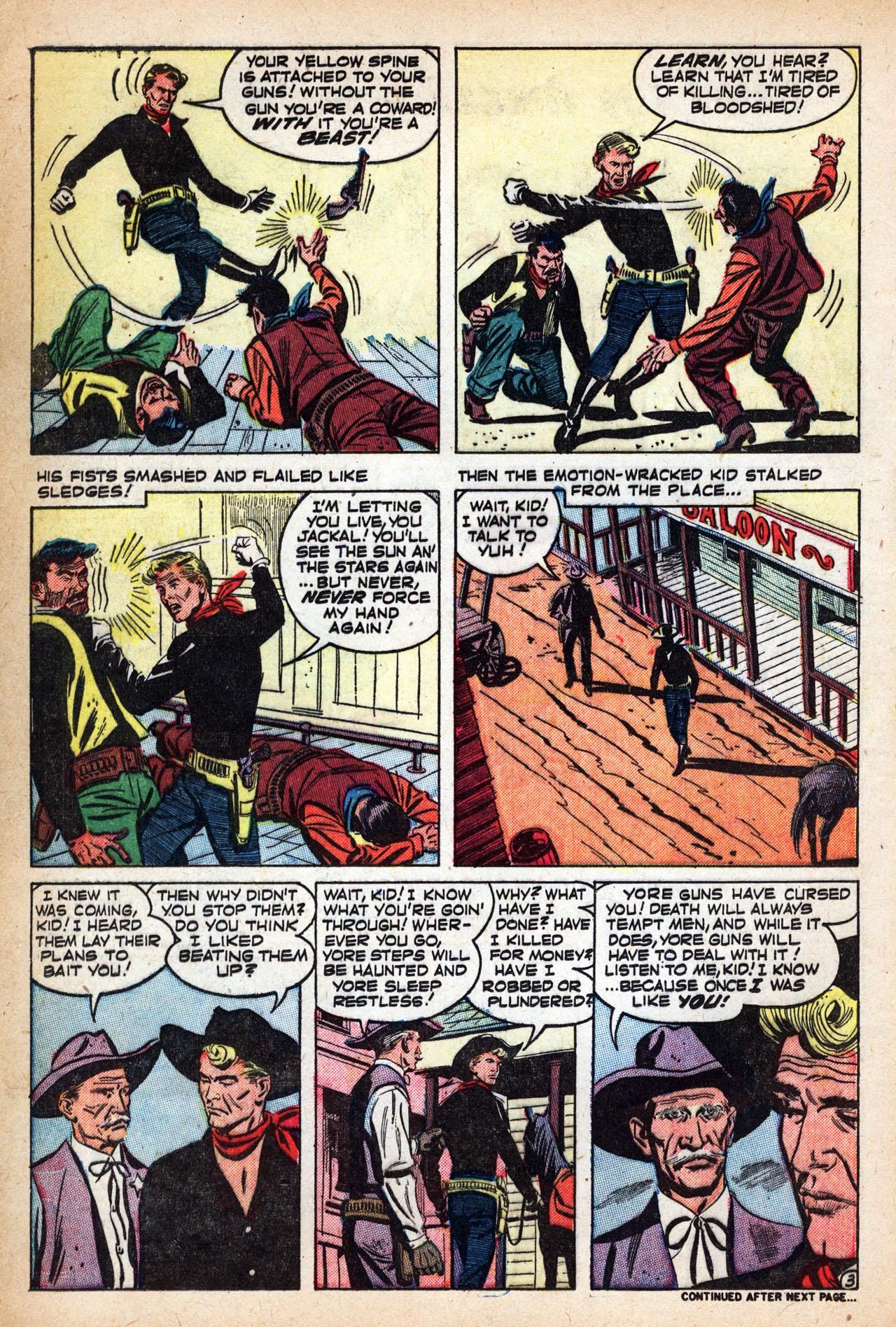 Read online Two-Gun Kid comic -  Issue #14 - 12