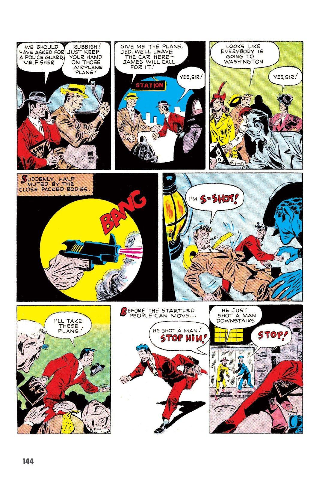 Read online The Joe Kubert Archives comic -  Issue # TPB (Part 2) - 55