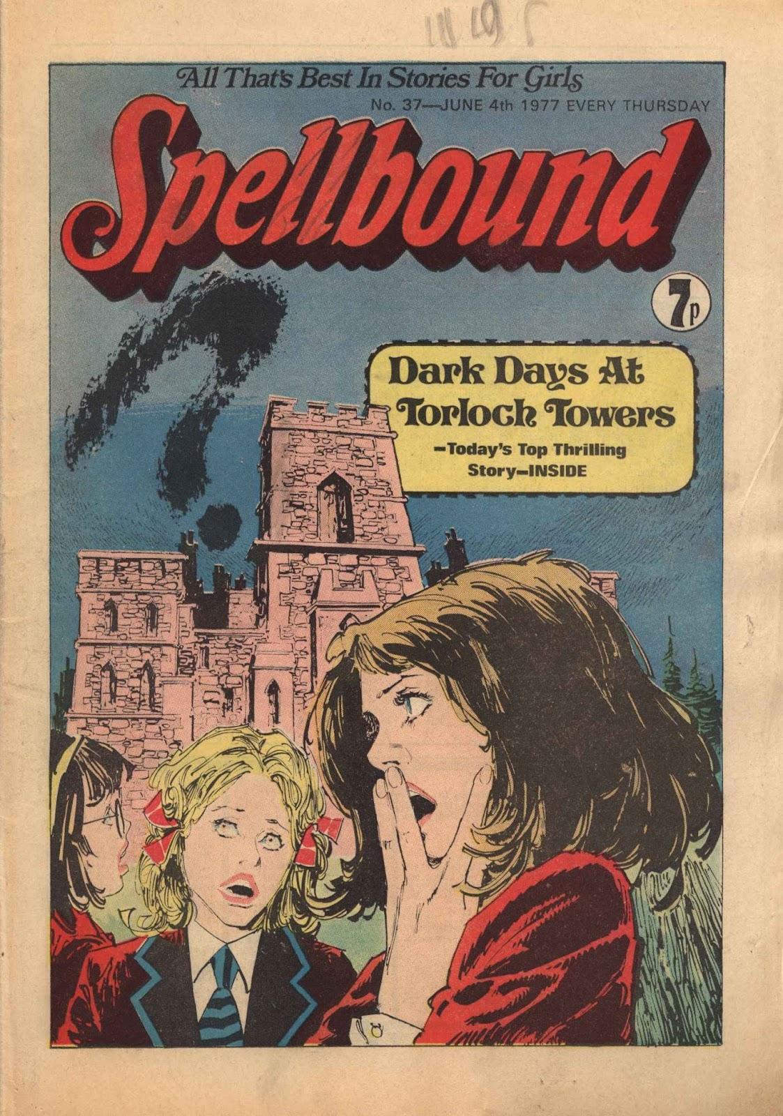 Spellbound (1988) issue 37 - Page 1