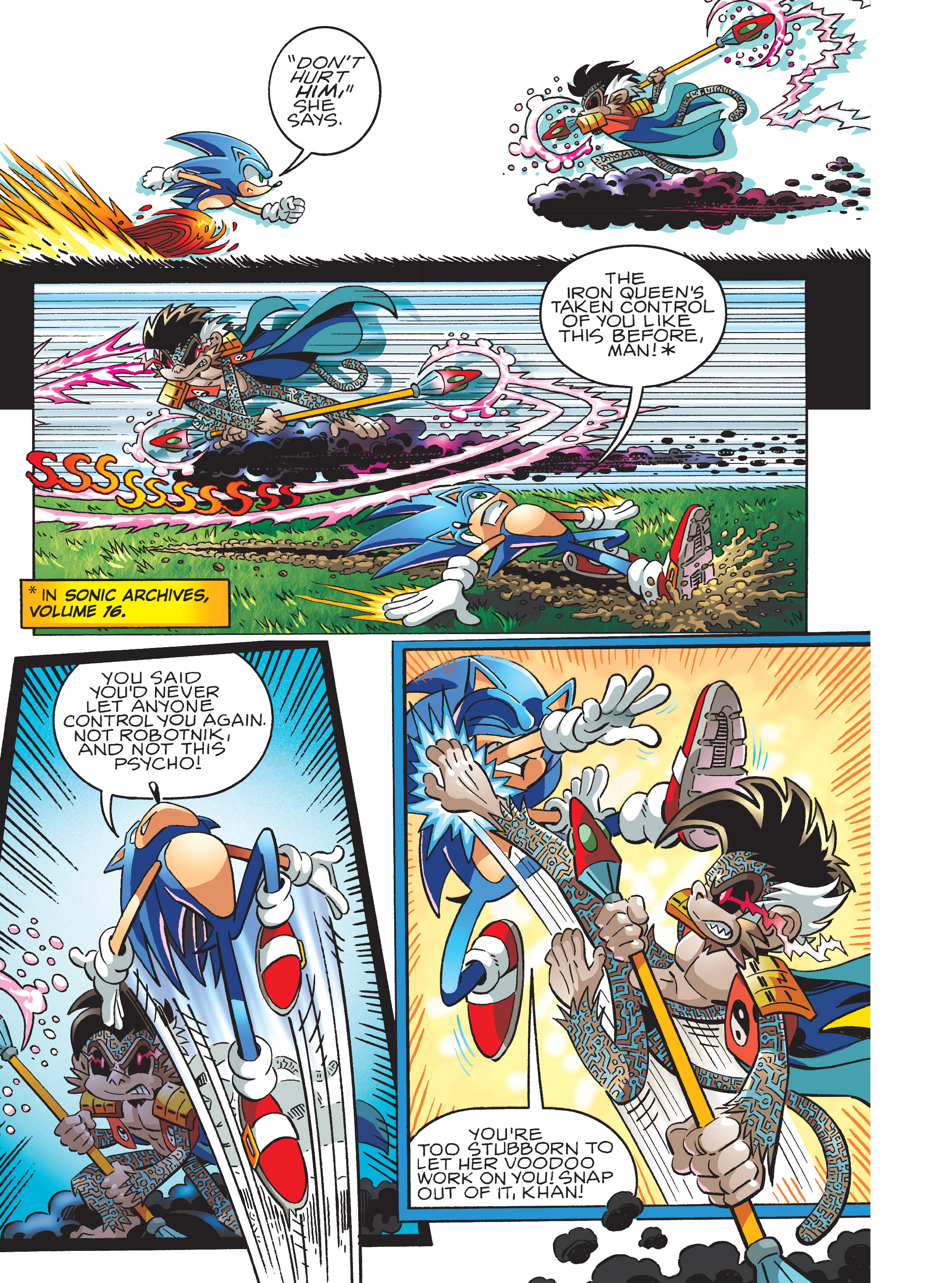 Read online Sonic Super Digest comic -  Issue #7 - 29
