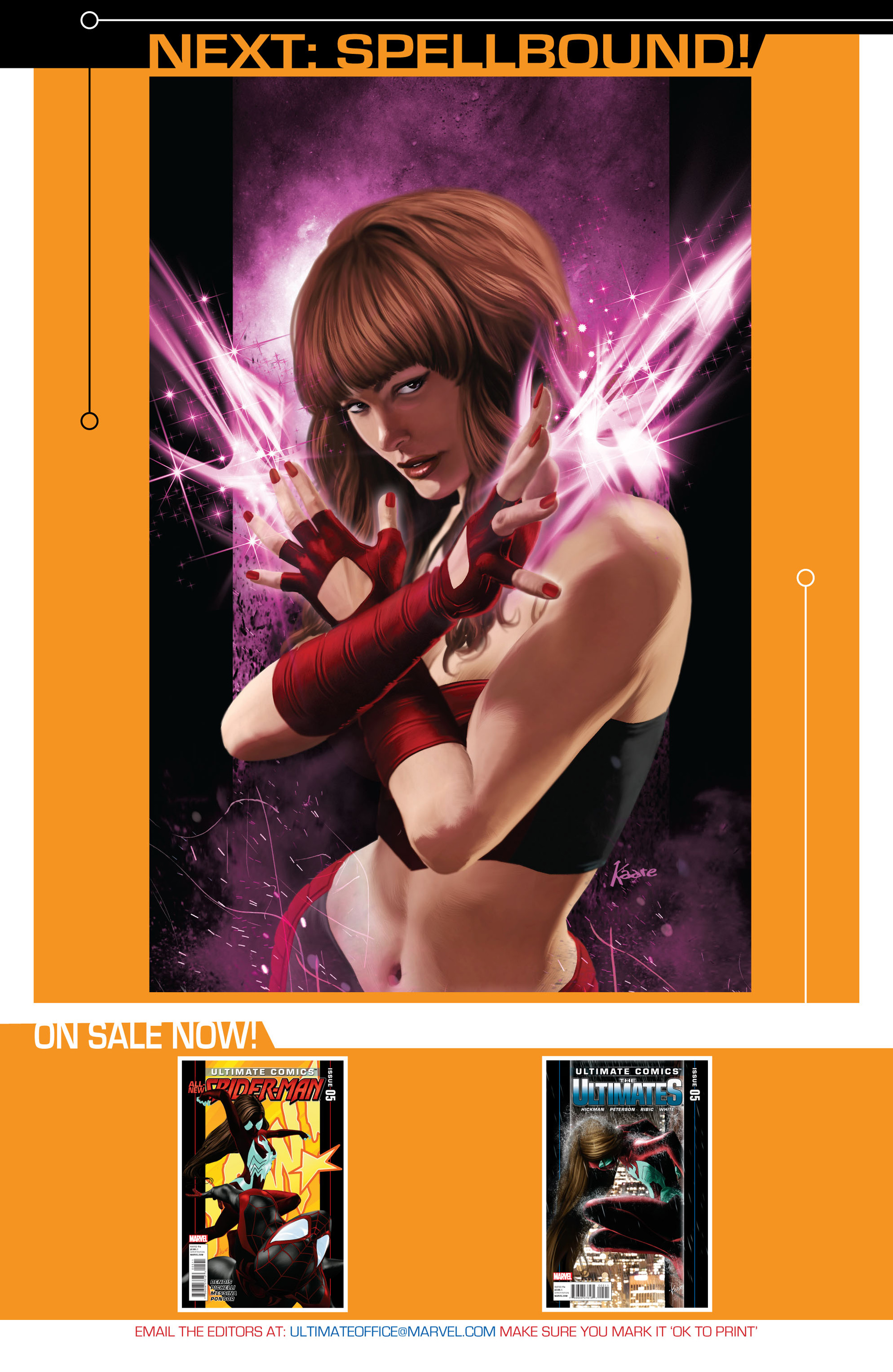 Read online Ultimate Comics X-Men comic -  Issue #6 - 21