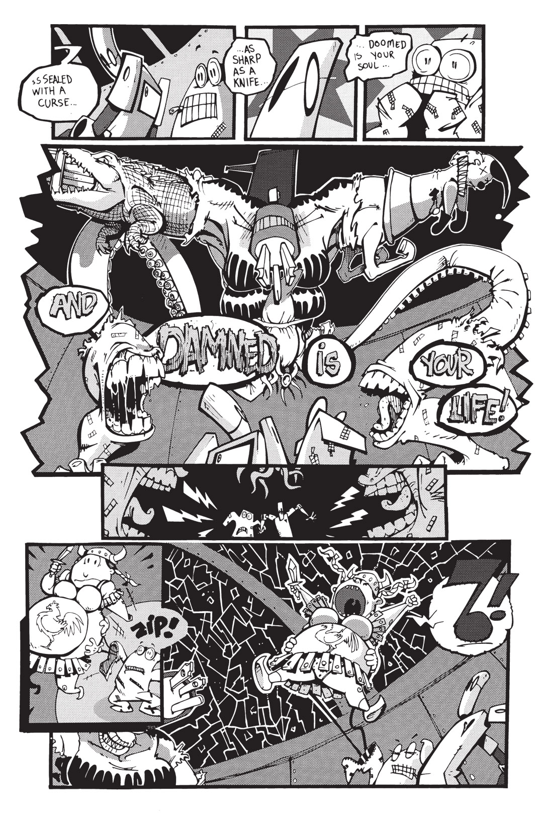 Read online Scud: The Disposable Assassin: The Whole Shebang comic -  Issue # TPB (Part 2) - 236