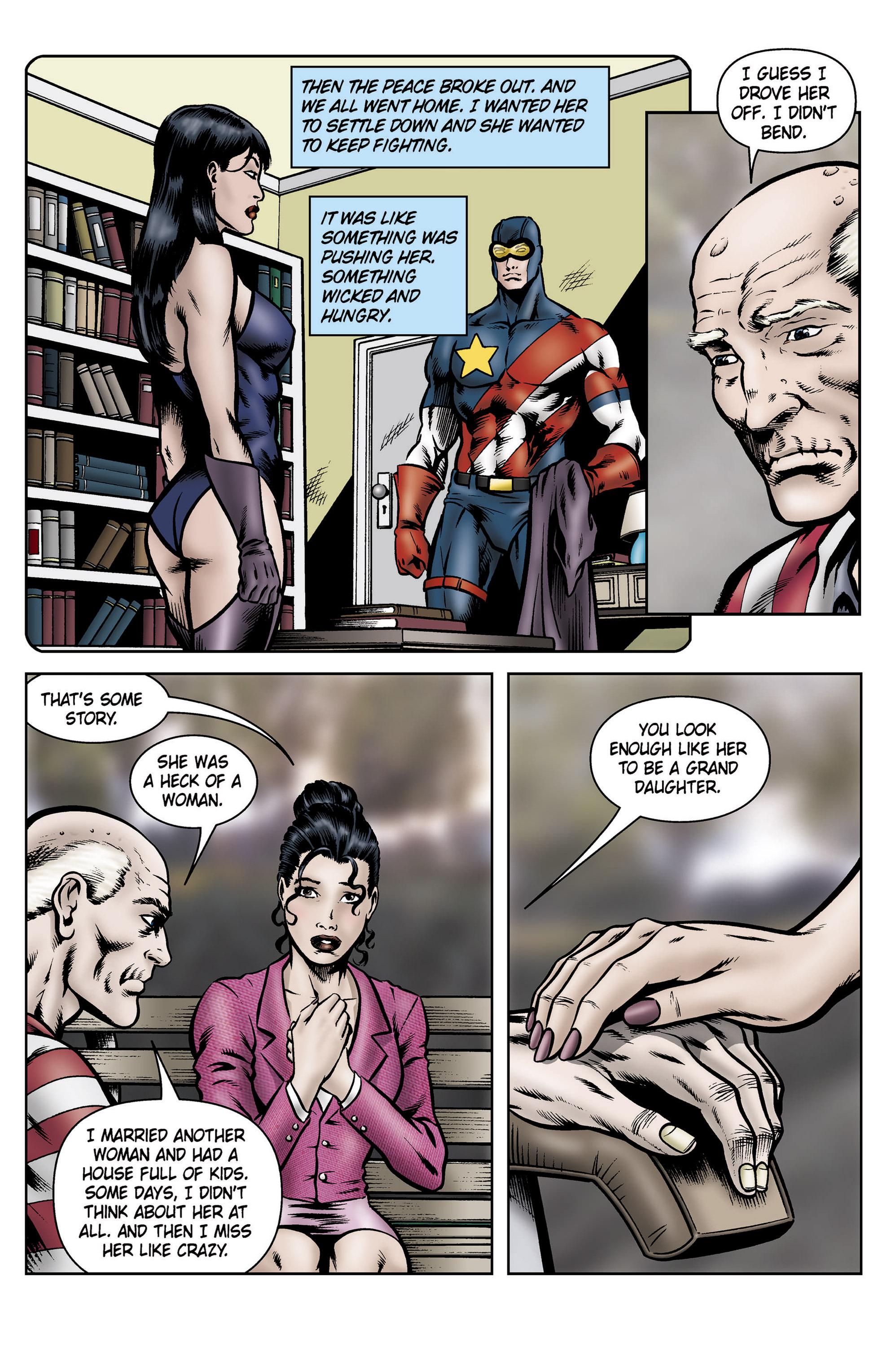 Read online SideChicks comic -  Issue #5 - 13