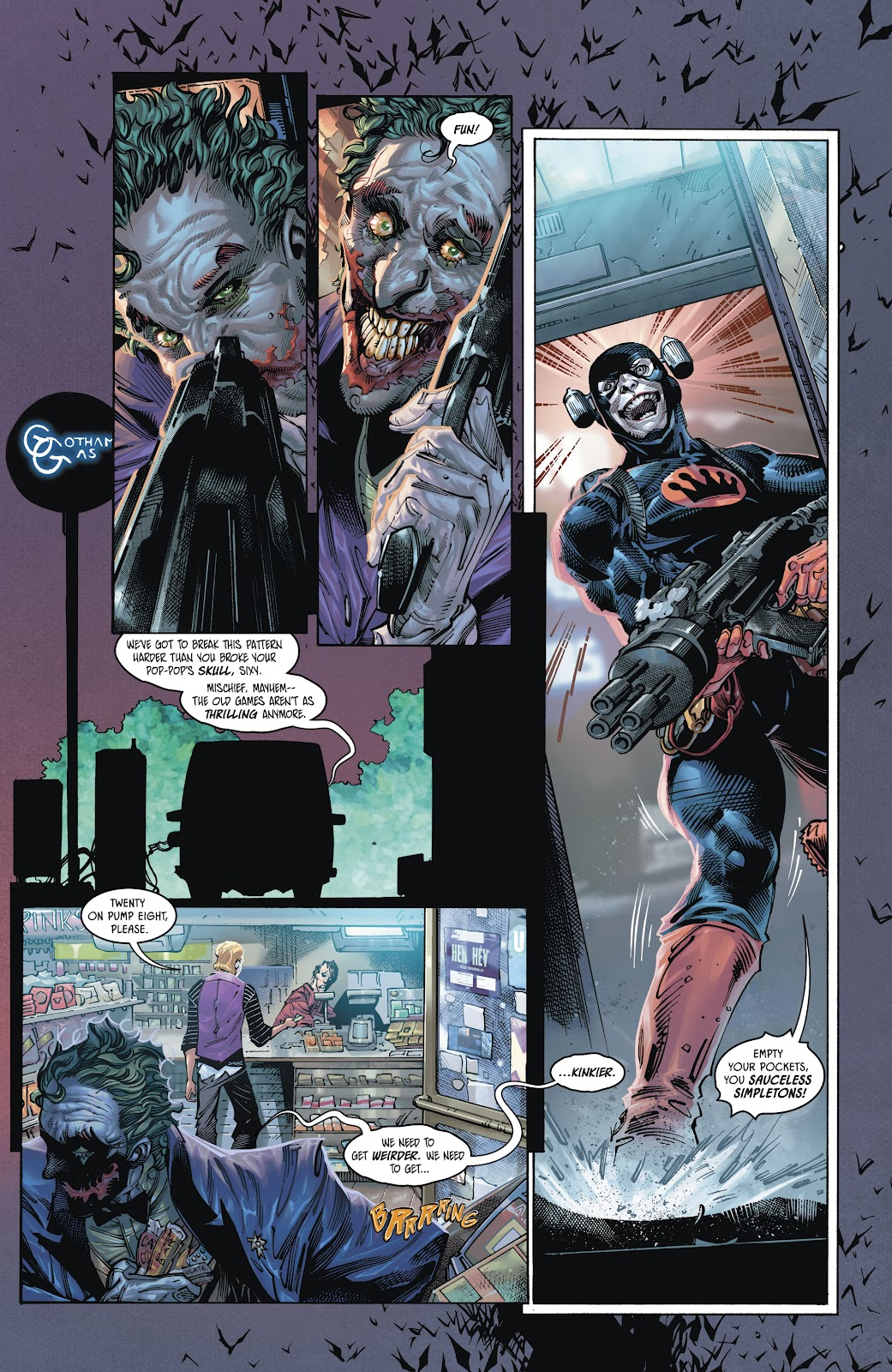 Joker: Year of the Villain issue Full - Page 8