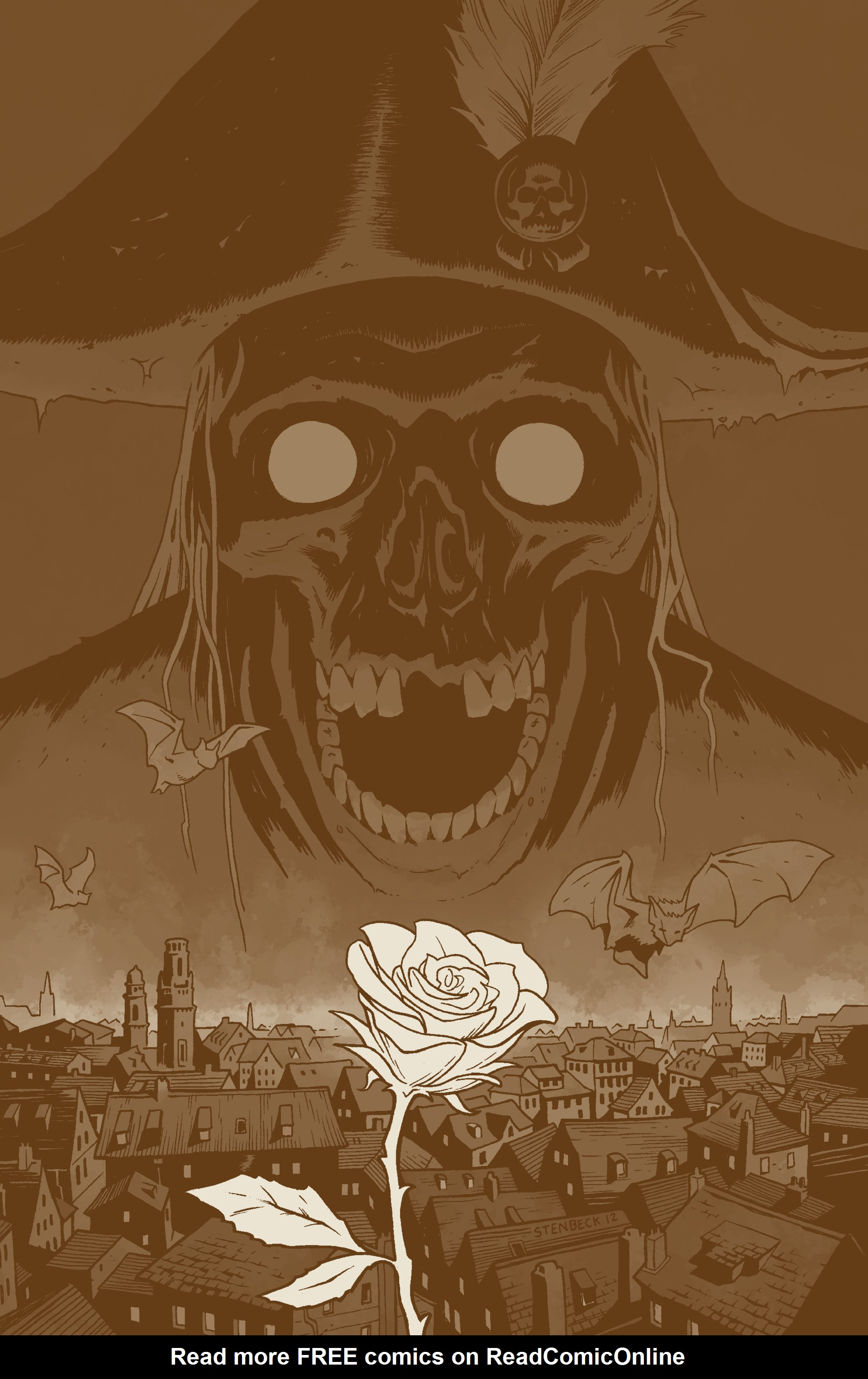 Read online Baltimore Volume 3: A Passing Stranger and Other Stories comic -  Issue # Full - 50