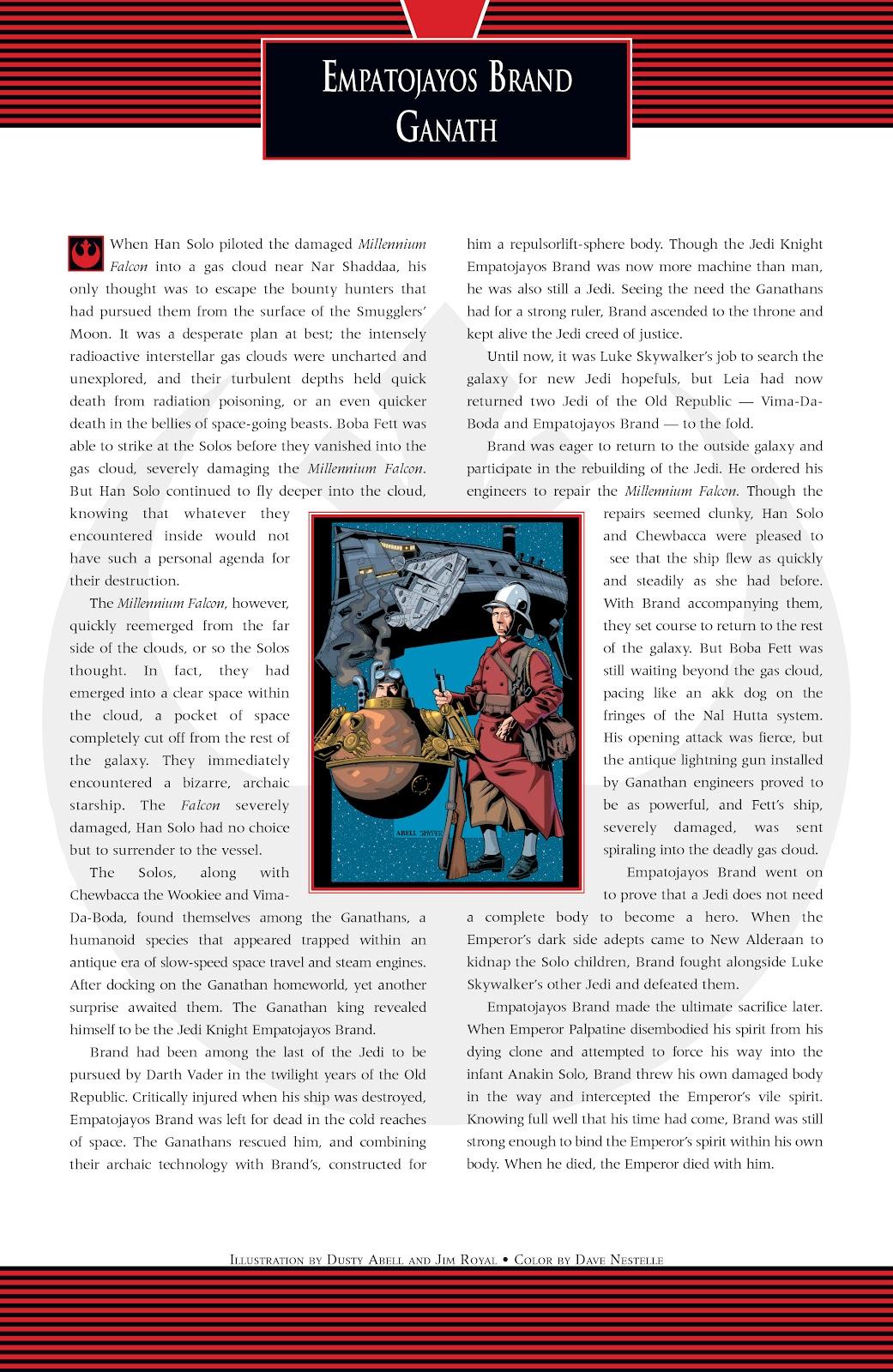 Read online Star Wars: Dark Empire Trilogy comic -  Issue # TPB (Part 4) - 62