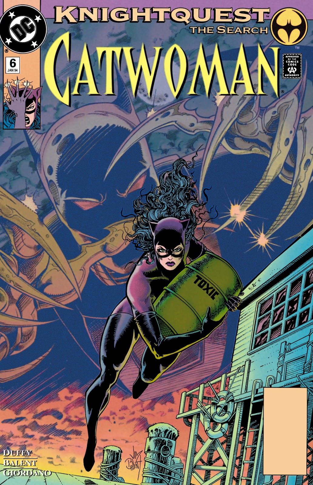 Catwoman (1993) Issue #6 #11 - English 1