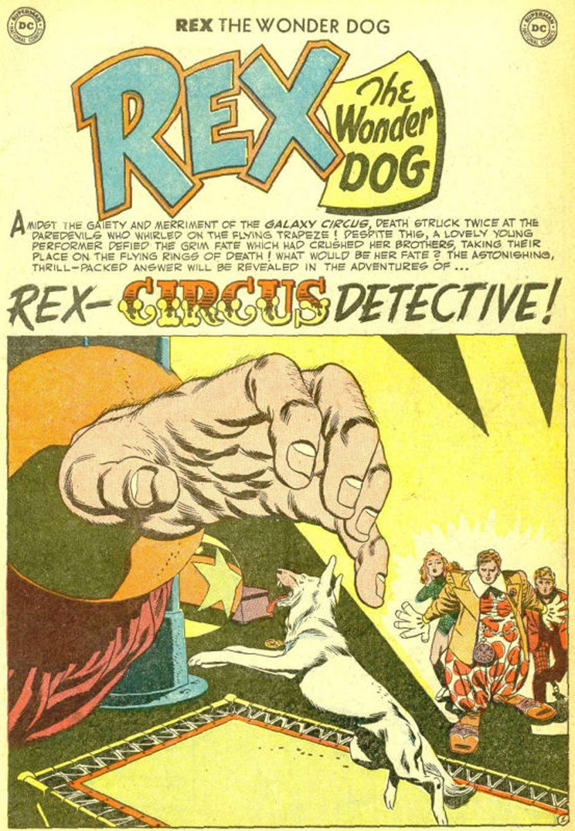 The Adventures of Rex the Wonder Dog issue 3 - Page 3
