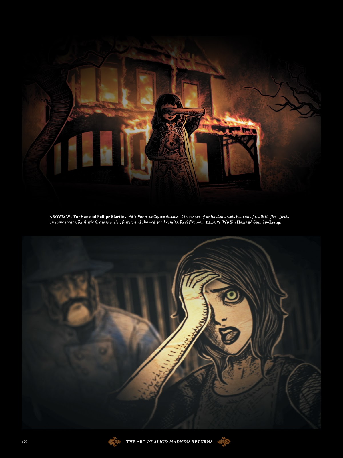 Read online The Art of Alice: Madness Returns comic -  Issue # TPB (Part 2) - 62