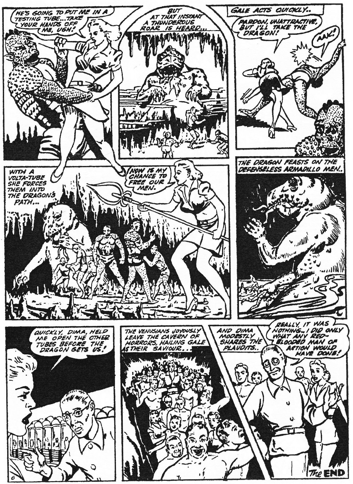 Read online Men of Mystery Comics comic -  Issue #82 - 59