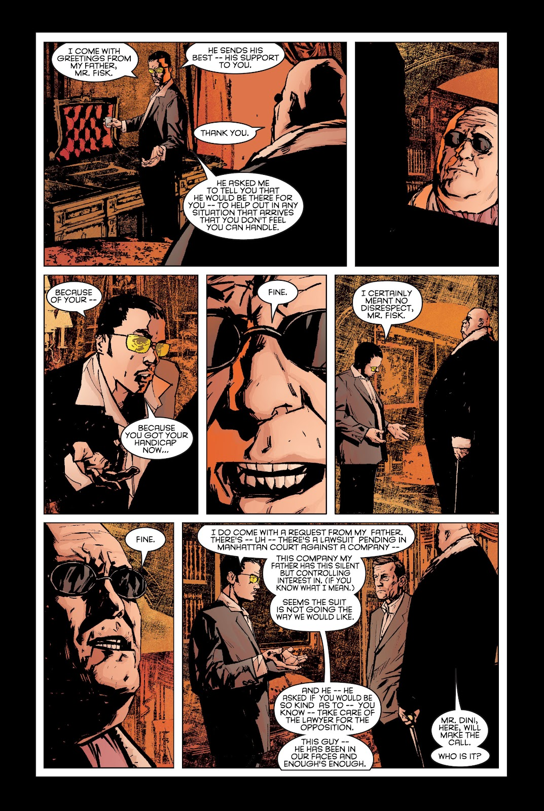 Read online Daredevil (1998) comic -  Issue # _Ultimate_Collection TPB 1 (Part 2) - 56