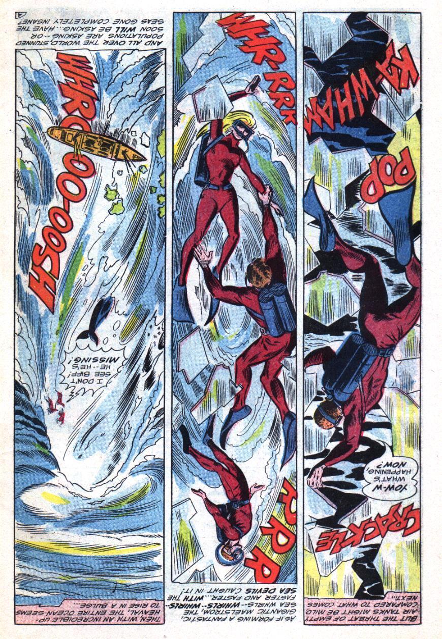 Read online Sea Devils comic -  Issue #31 - 7